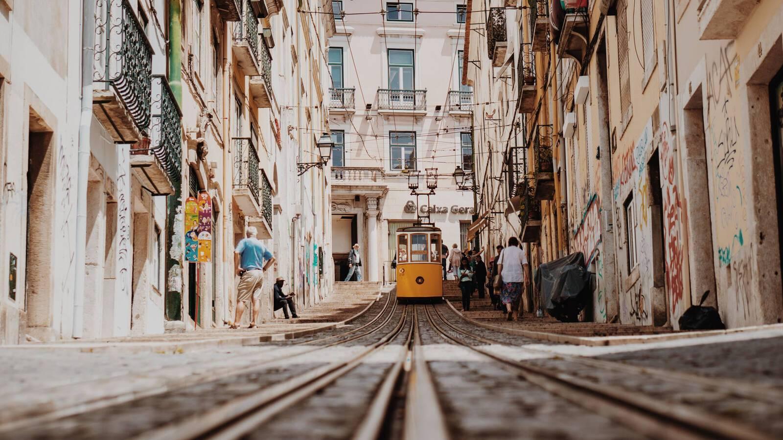 Lisbonne julian dik Portugal