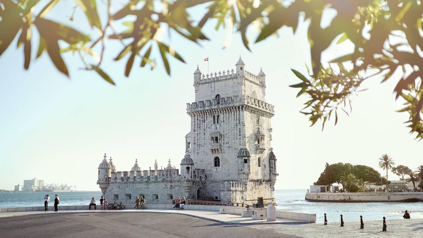 Lisbonnne Belm alex paganelli Portugal