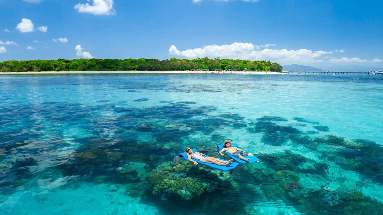 Cairns Green Island Resort Snorkelling