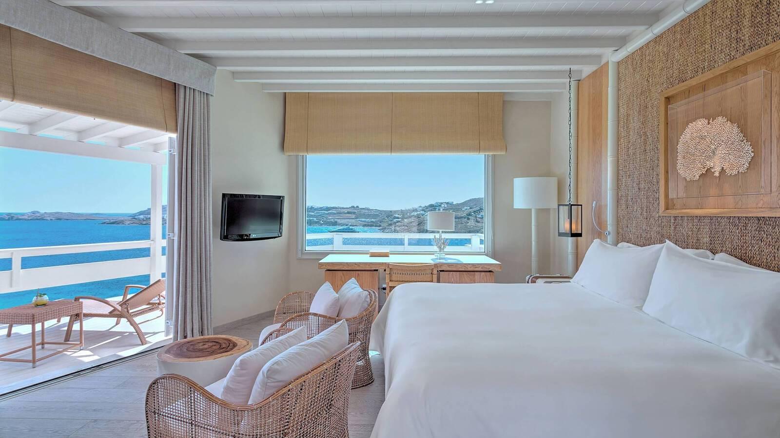 Santa Marina Mykonos Chambre Classique