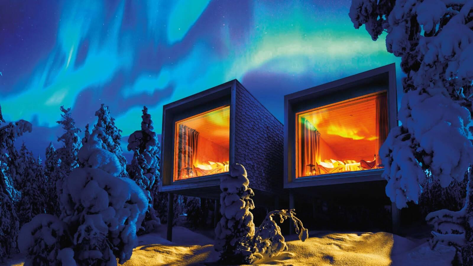 Arctic TreHouse Finlande