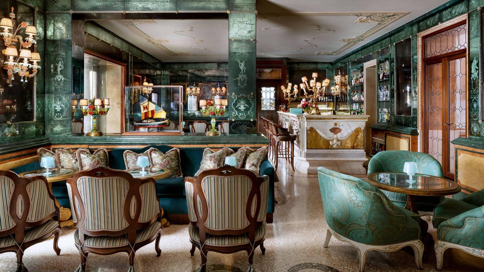Venise The Gritti Palace Bar