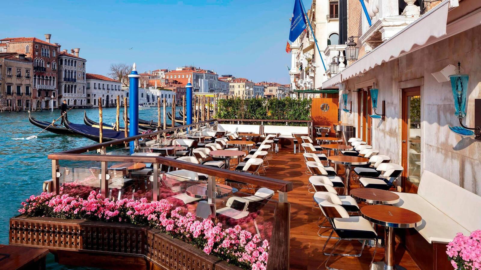 Venise The Gritti Palace riva lounge