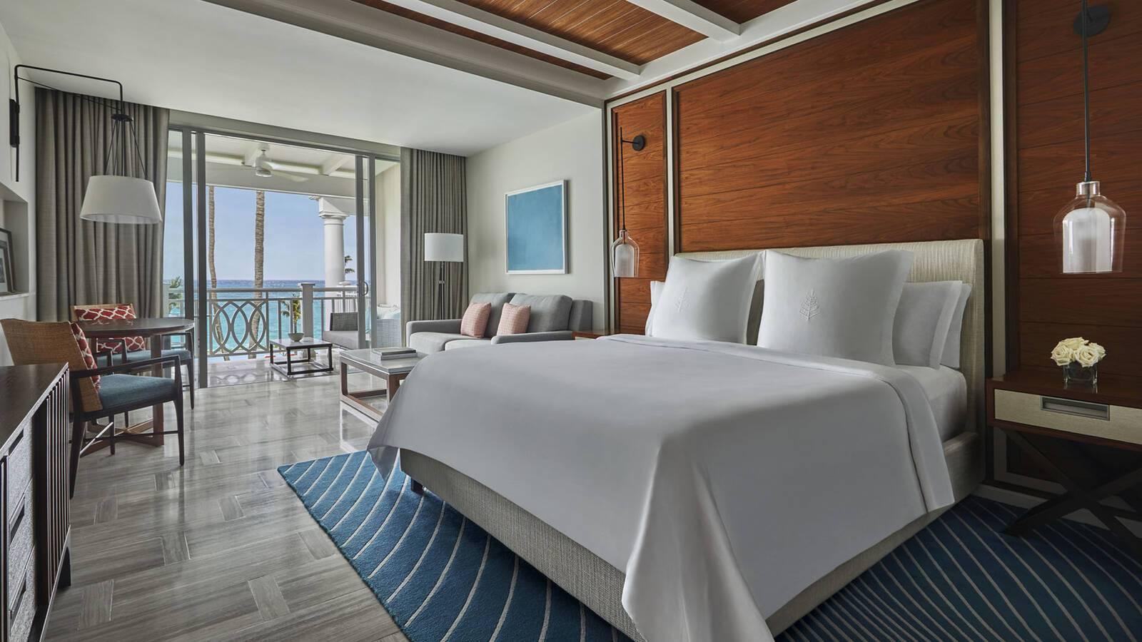 Ocean Club Four Seasons Bahamas Chambre Vue Ocean