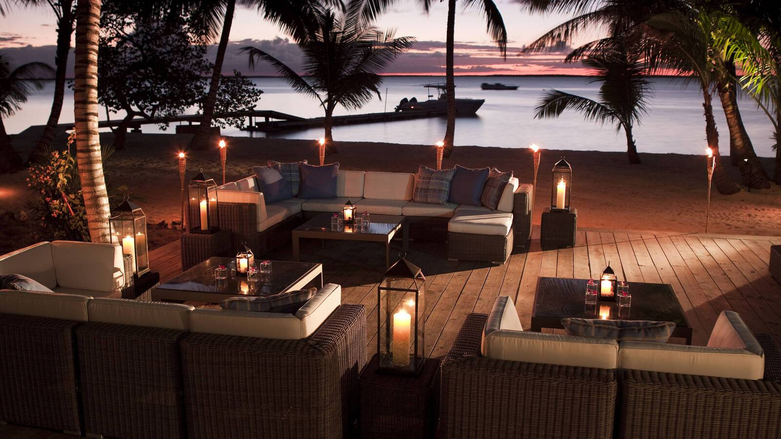 Tiamo Resort Bahamas Andros Sunset