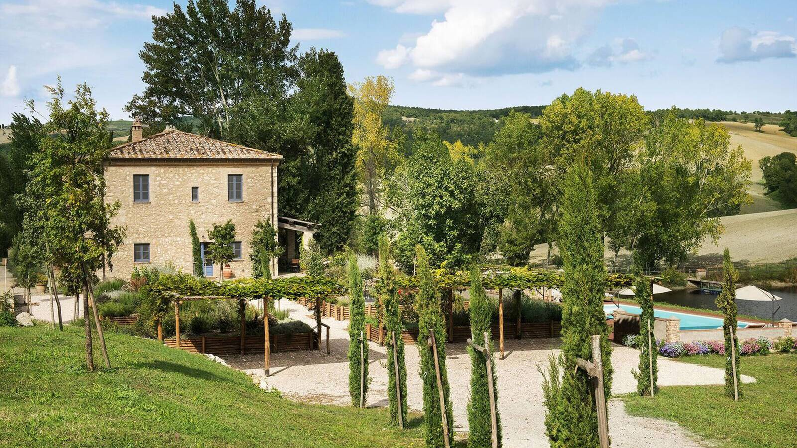 Borgo Pignano Toscane La Fonte