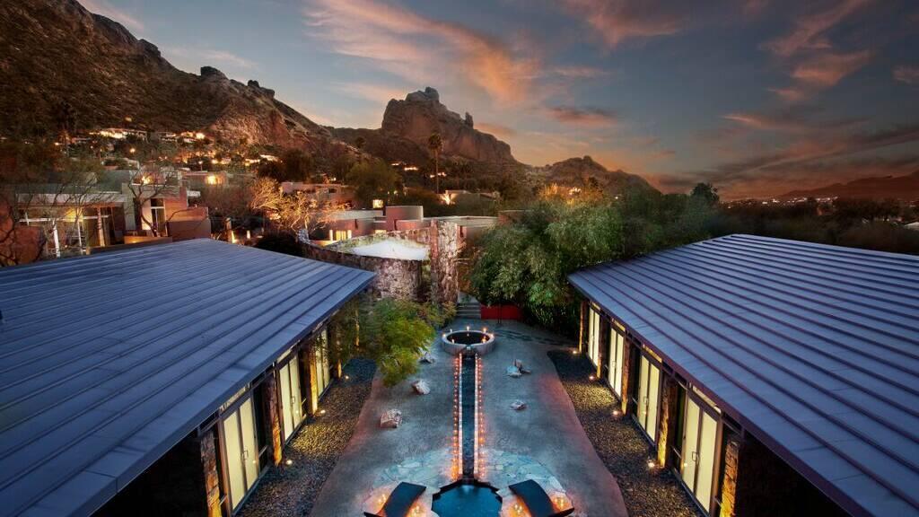CamelBack Mountain Arizona Spa