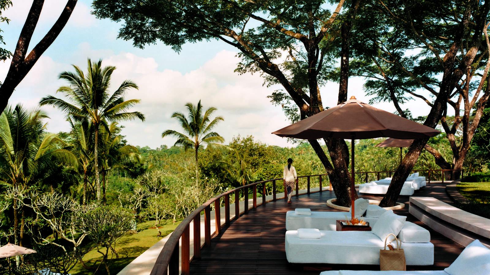 Como Shambhala Bali Relaxation