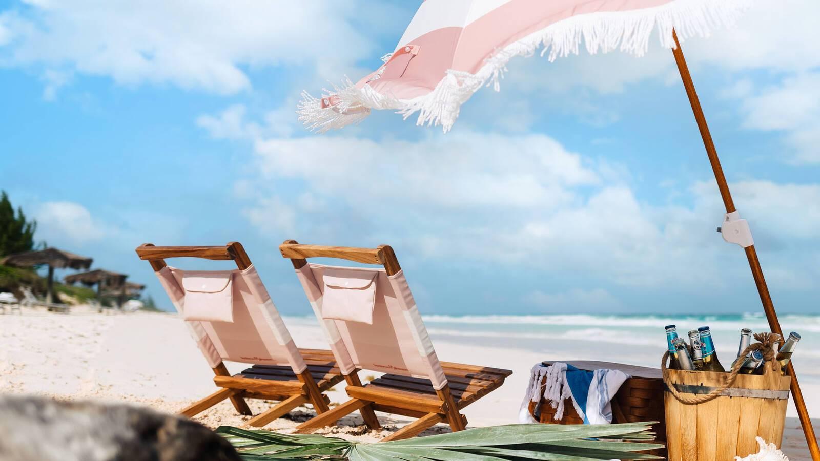 Pink Sands Harbour Island Bahams Plage