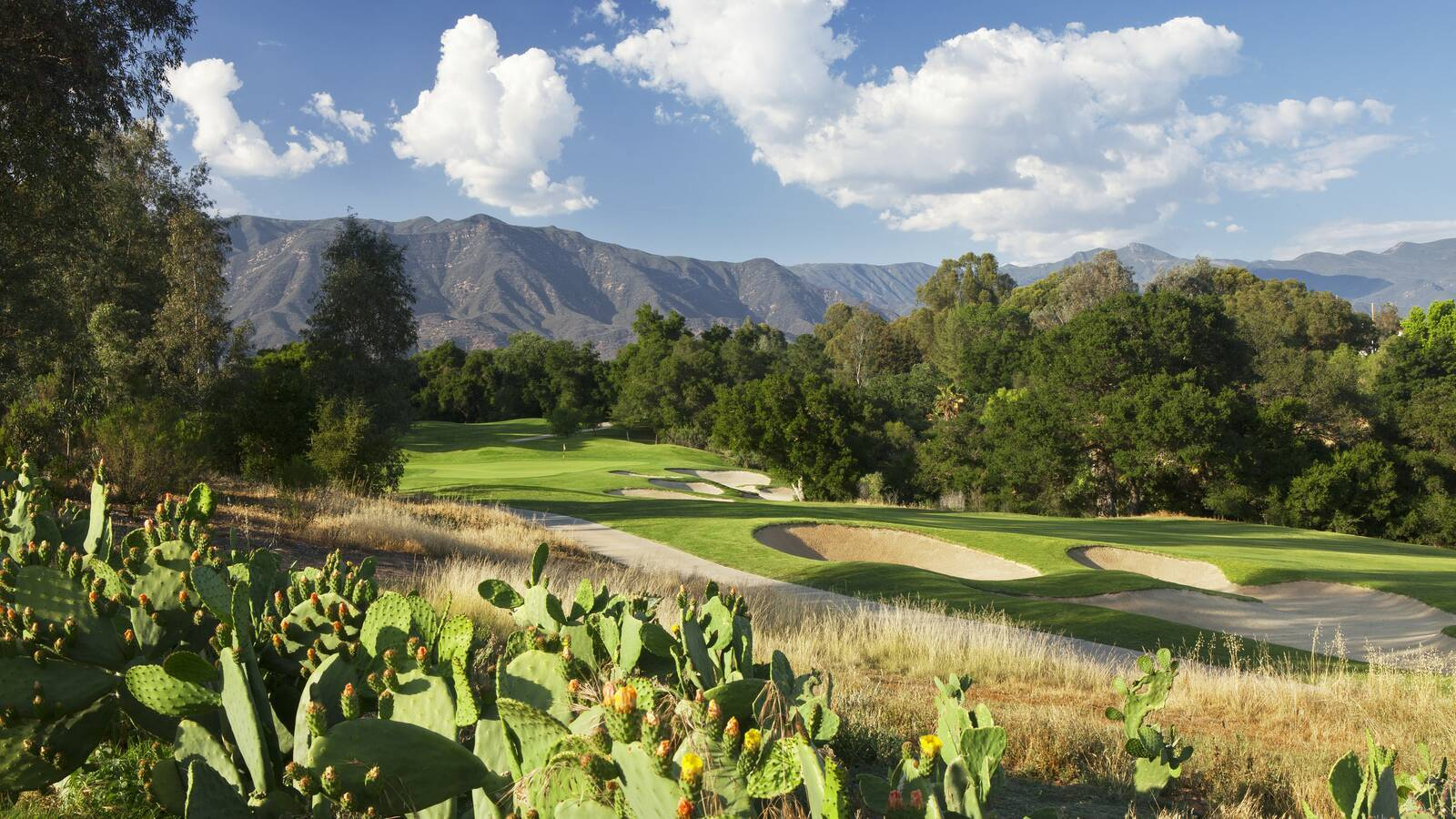 Ojai Valley Inn Resort Californie Golf