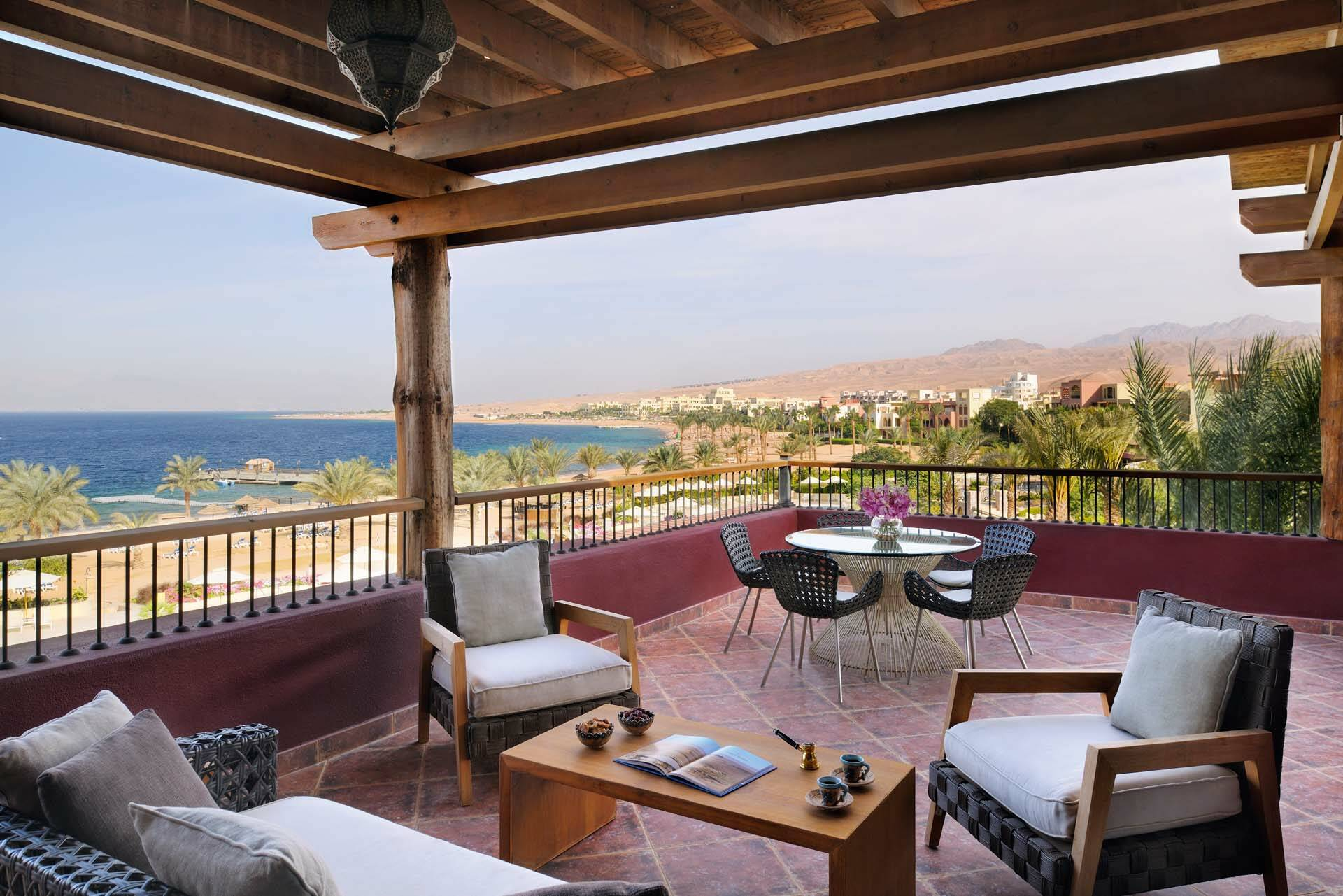 HILTON DEAD SEA RESORT & SPA sur les bords de la mer morte