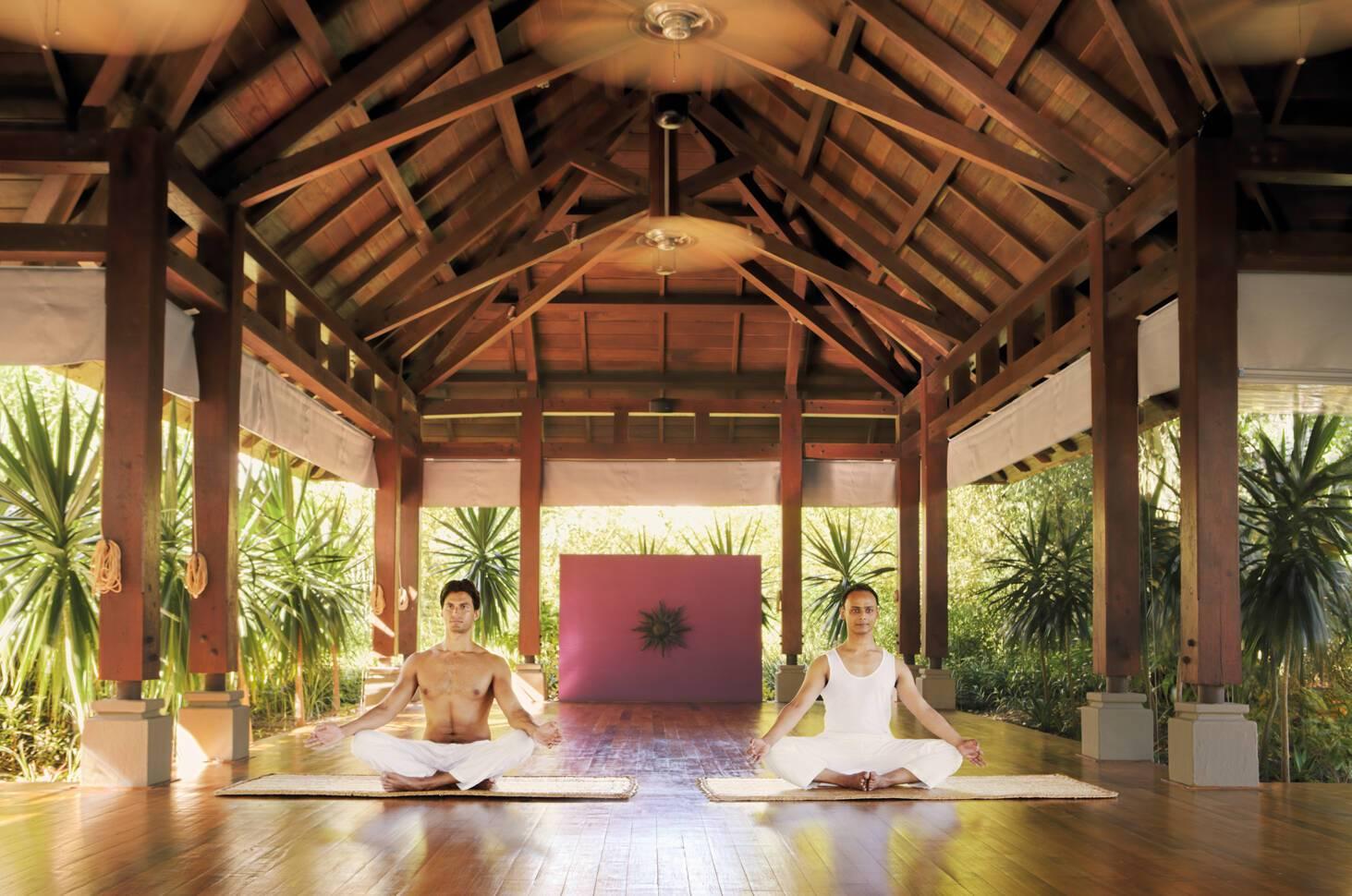 Shanti Maurice Nira Spa Yoga
