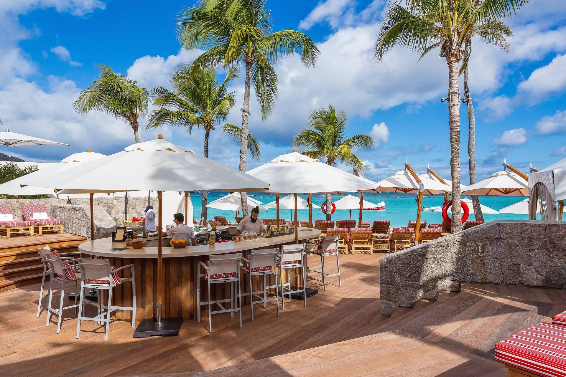 Eden Rock Saint Barth Beach Bar