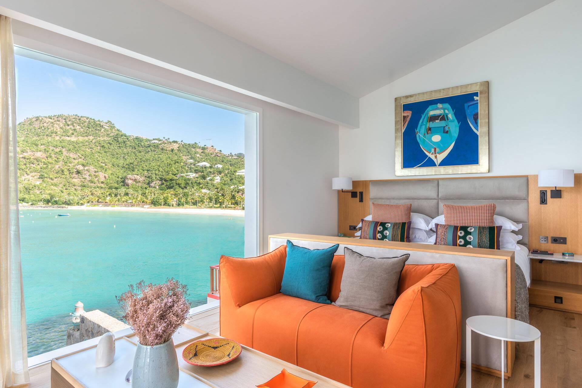 Eden Rock Saint Barth Fregate Premium Suite