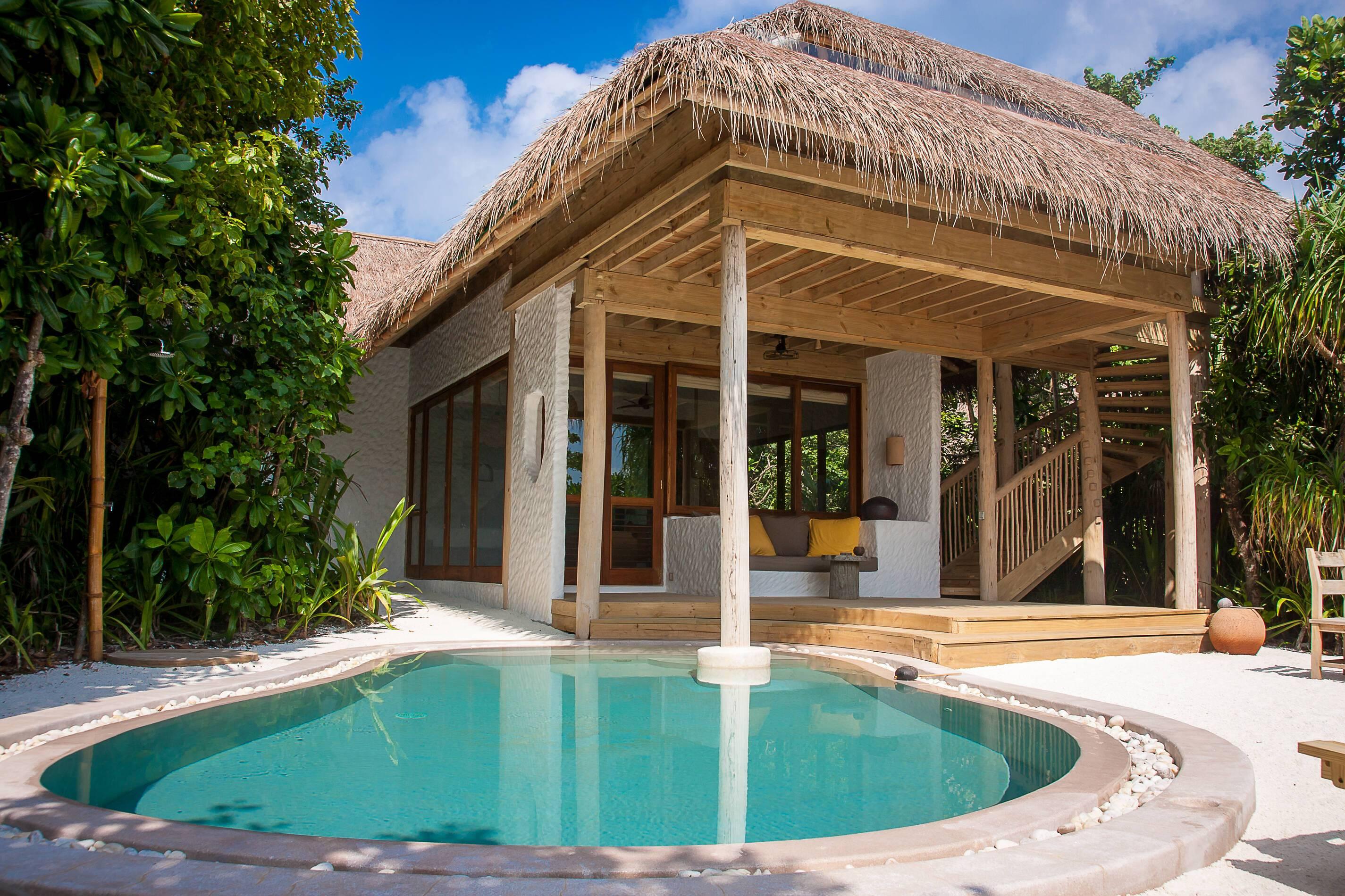 Soneva Fushi Family Villa Maldives