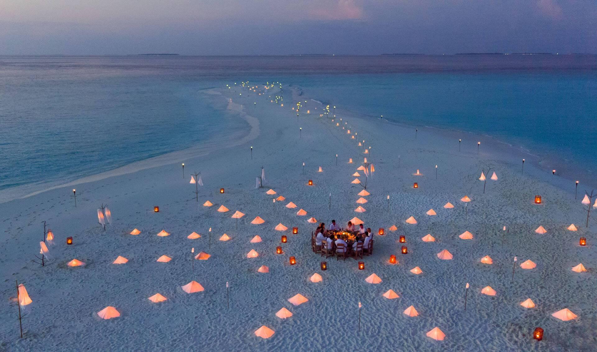 Soneva Fushi Maldives Diner