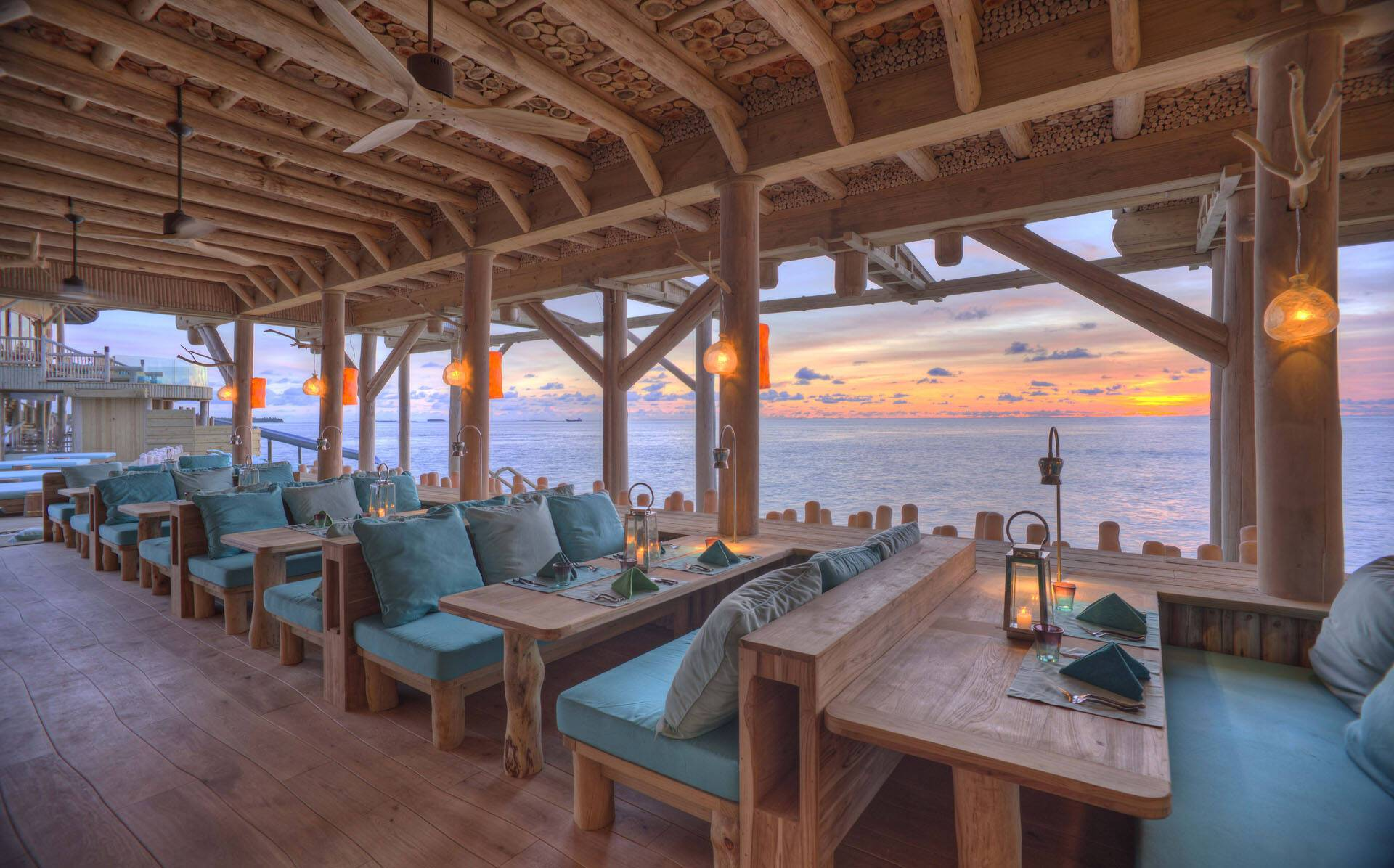 Soneva Fushi Maldives Out of the Blue
