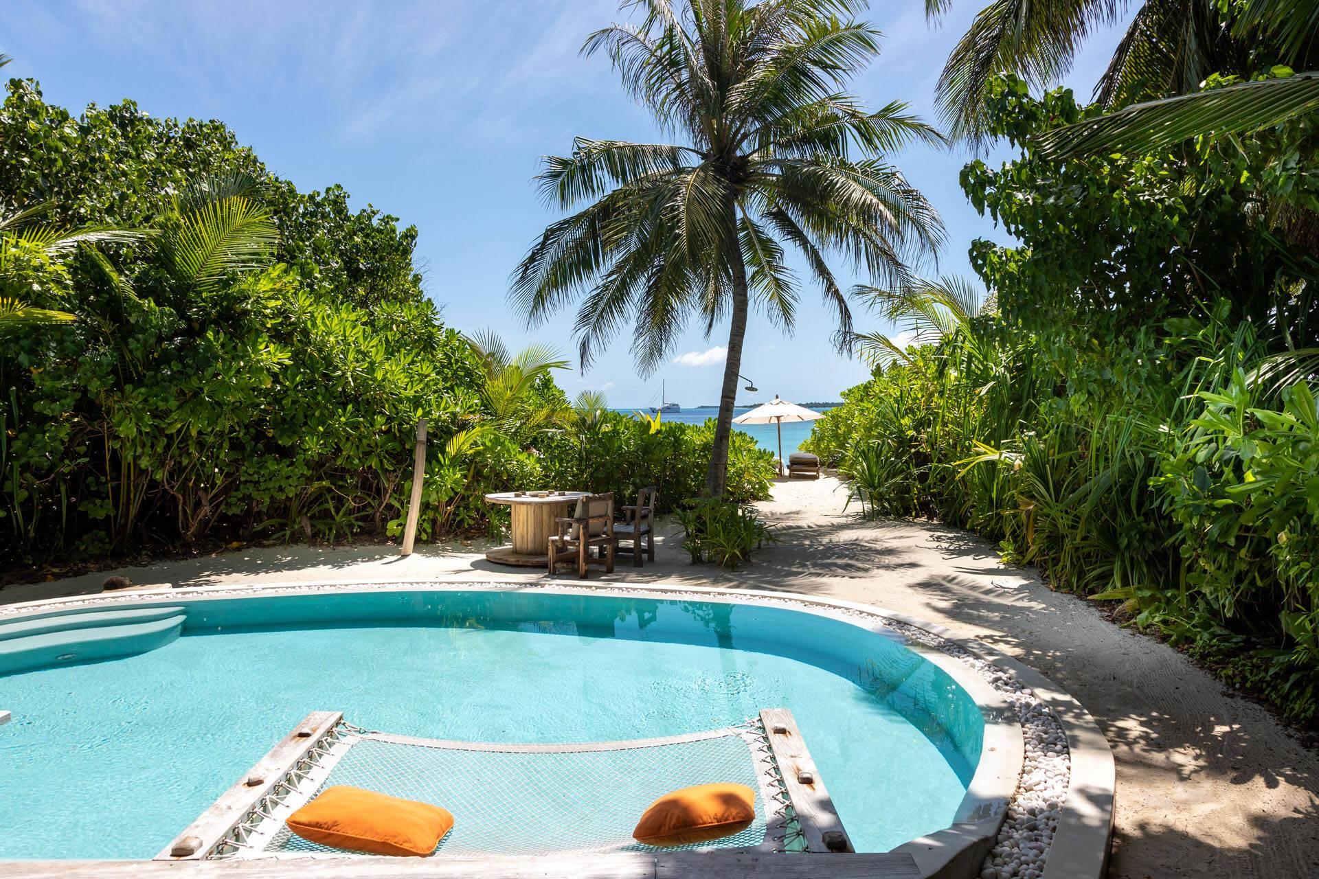 Soneva Fushi Maldives Pool
