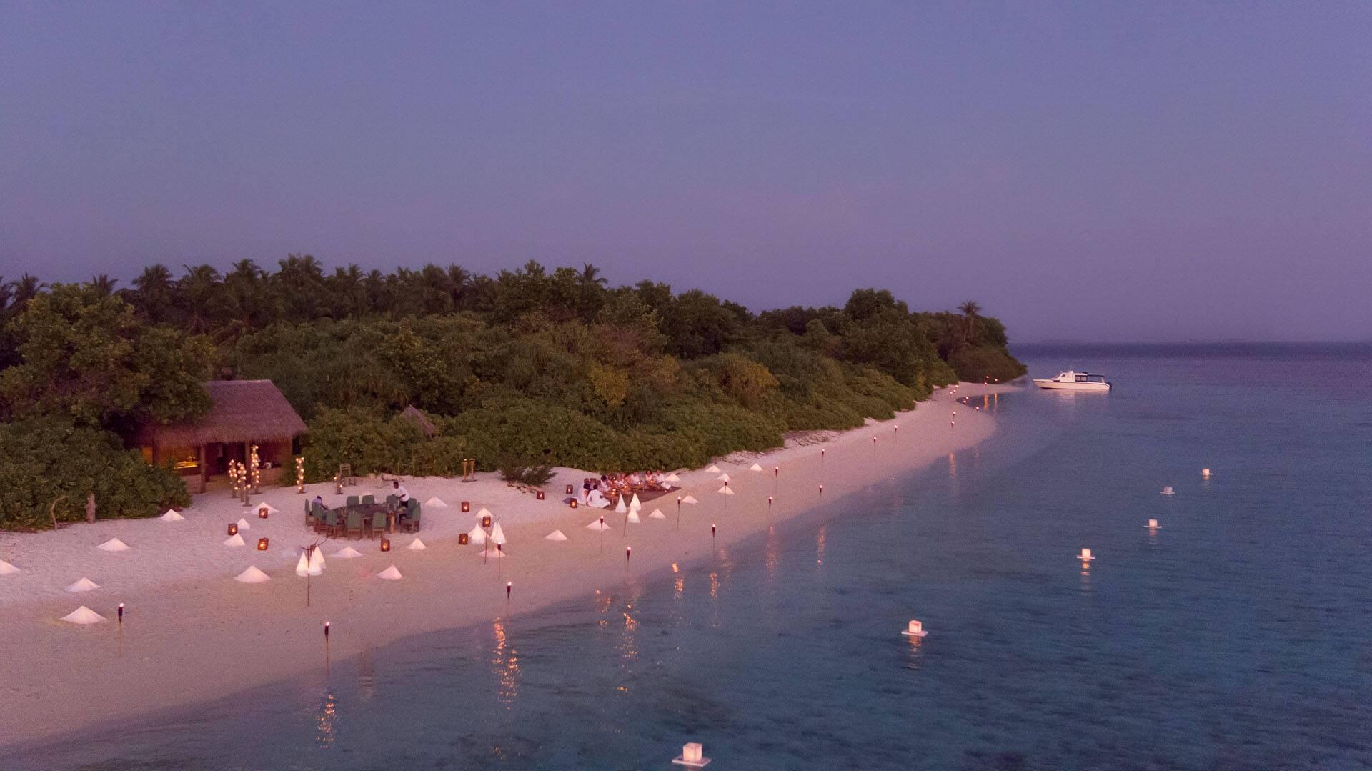 Soneva Fushi Maldives Sobah