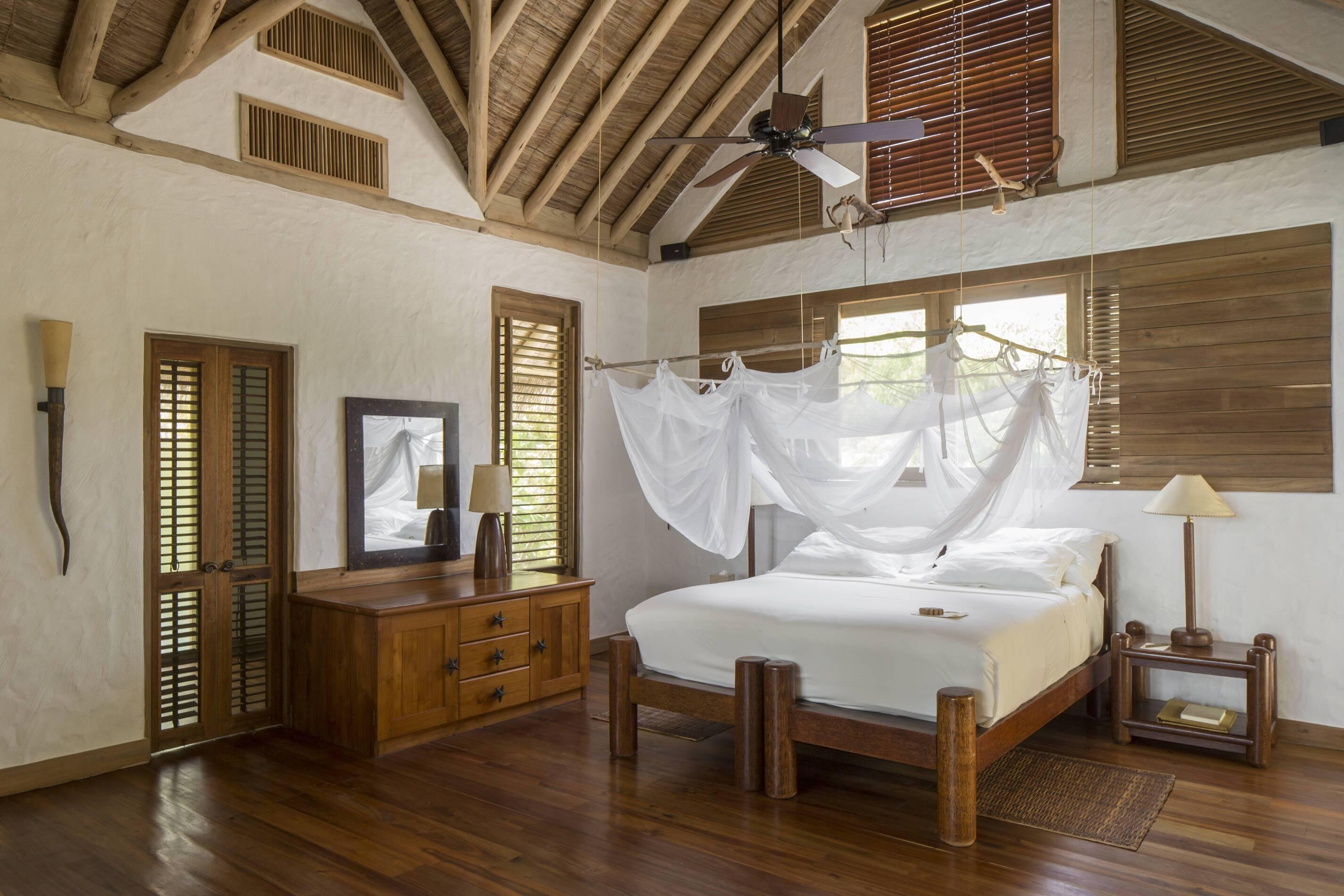 Soneva Fushi Villa Crusoe Chambres Maldives