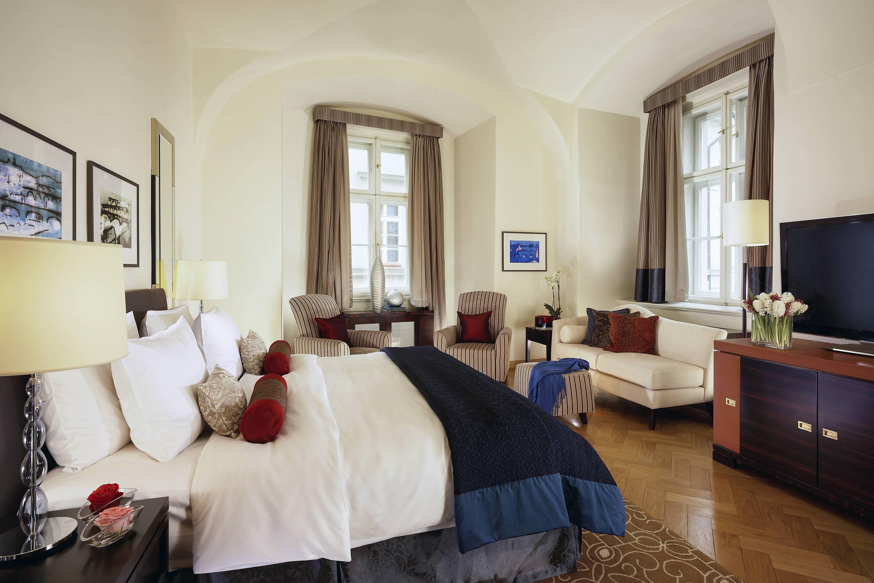Mandarin Oriental Junior Suite Prague