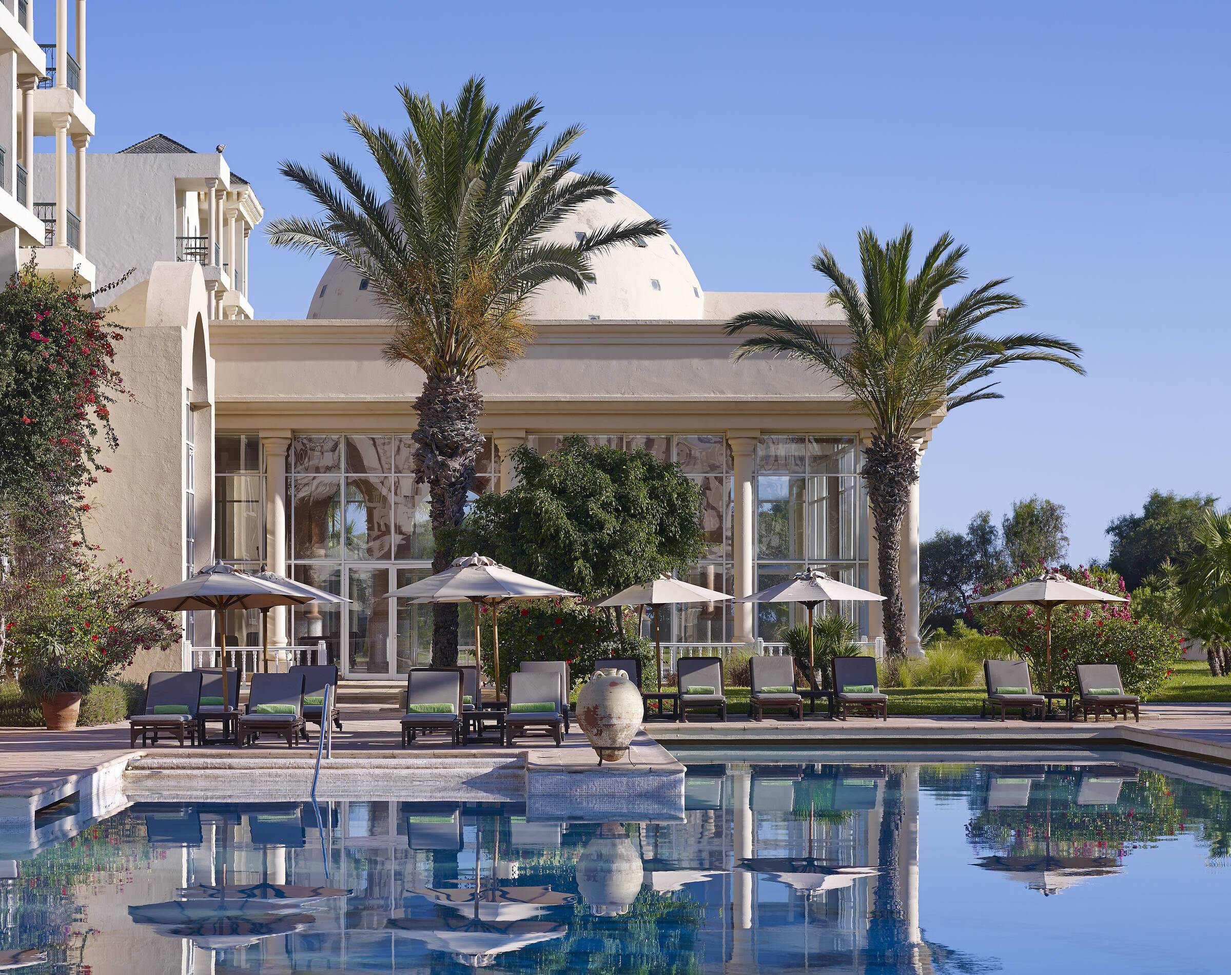 The Residence Piscine Tunis