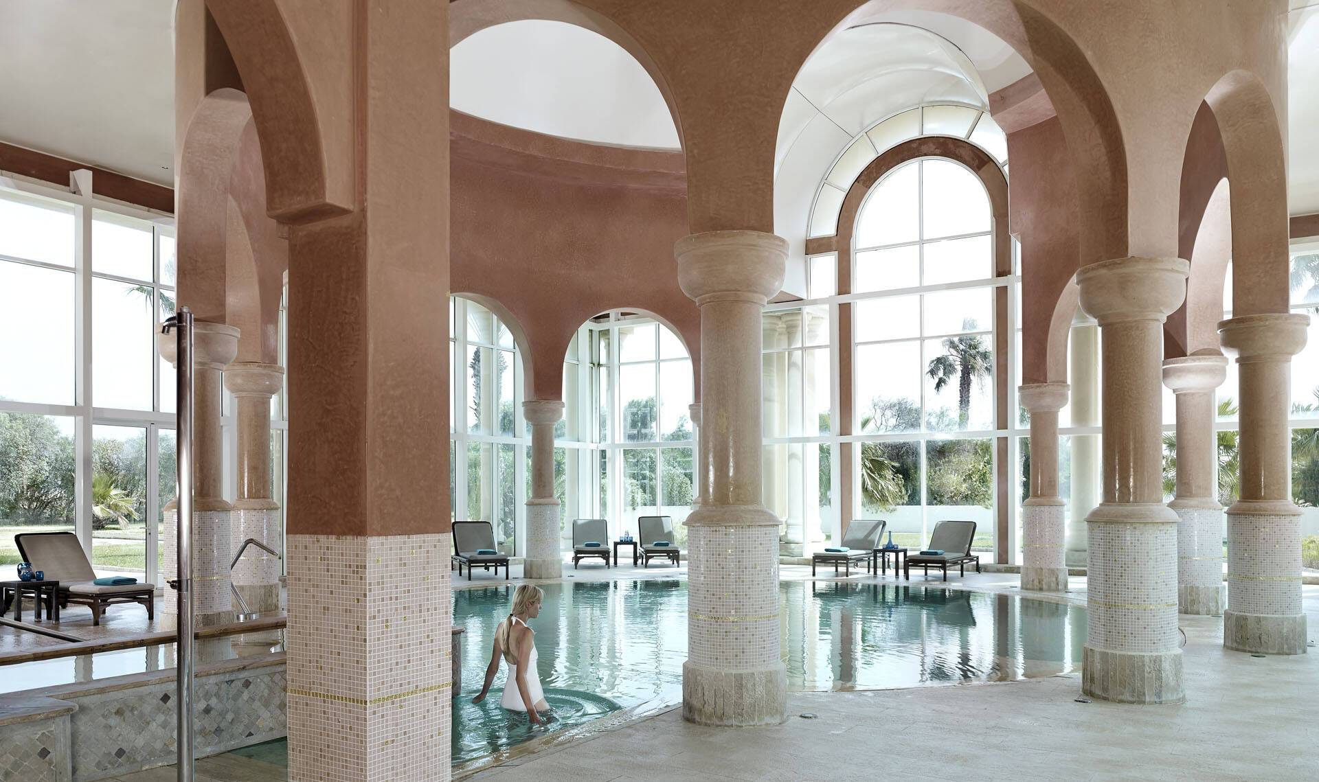 Tunis The Residence Thalasso