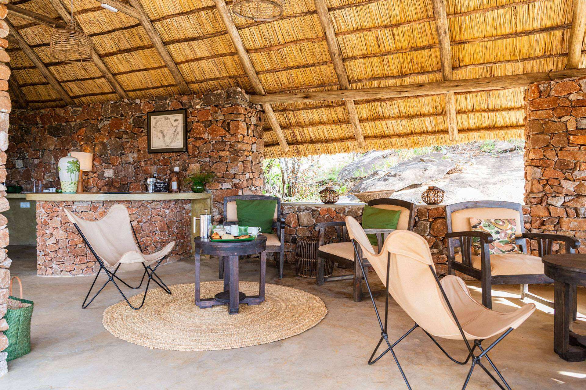 Ormatai Rock Tarangire Lodge