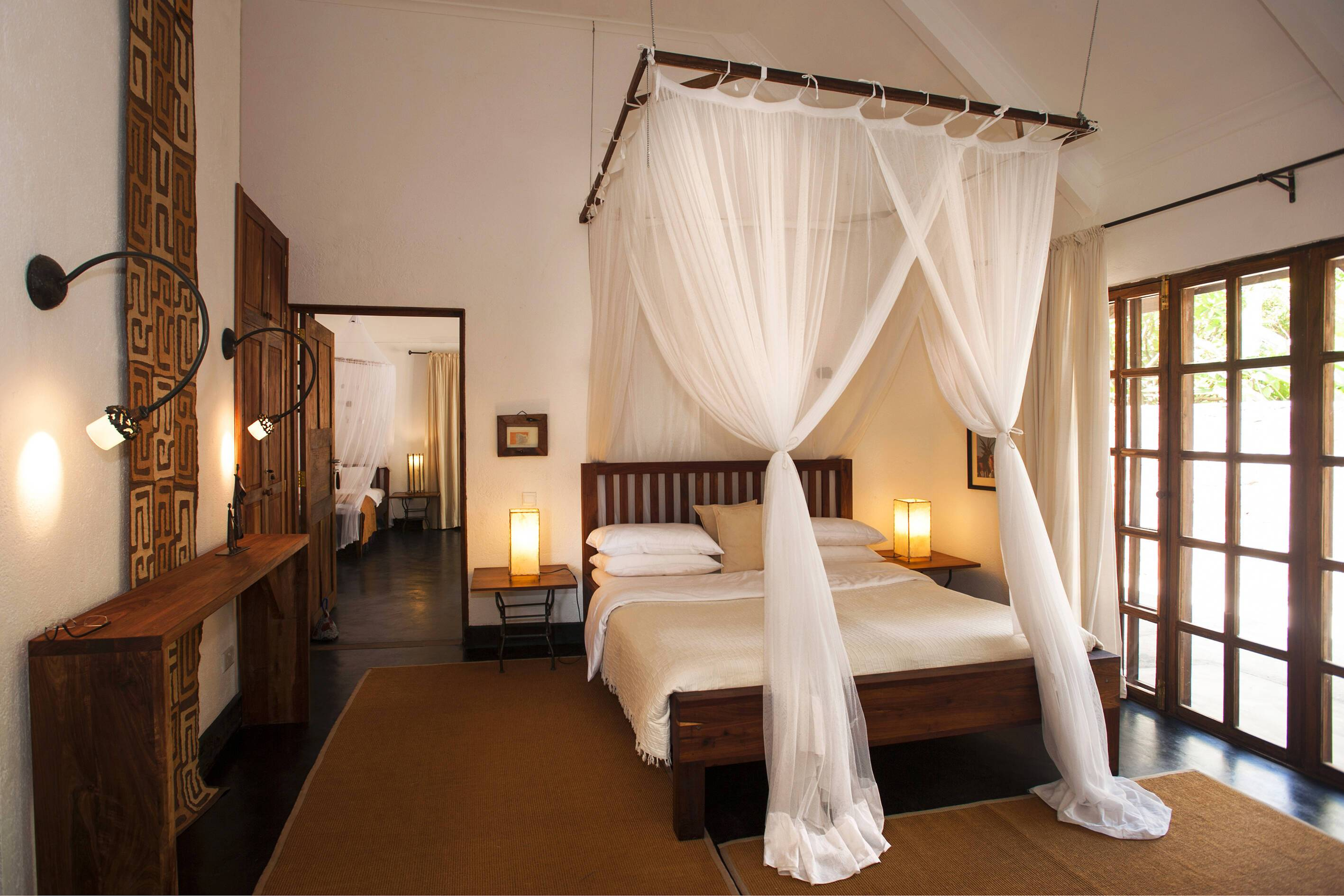 Safari Plantation Lodge Chambre Tanzanie
