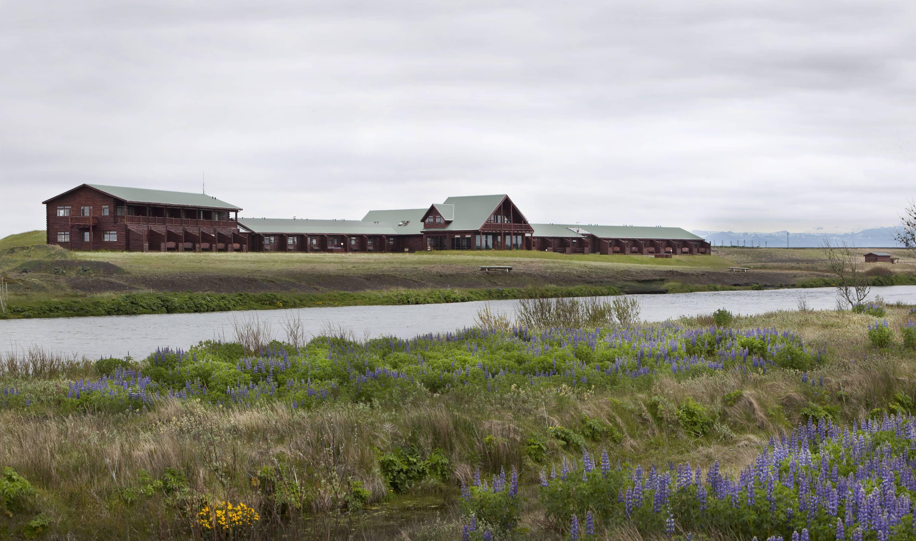 Golden Circle Circuit Islande Hotel Ranga Exterieur