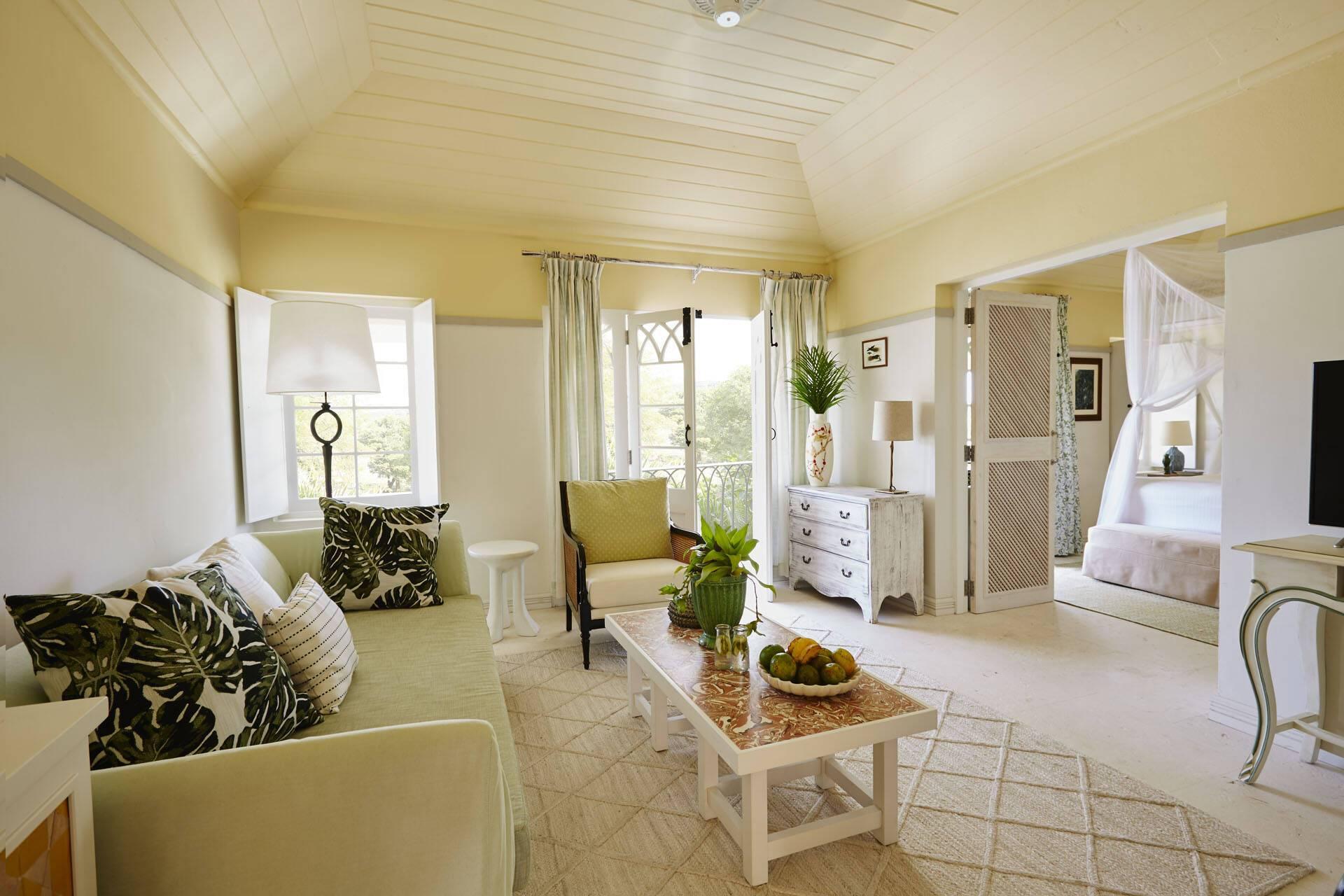 The Cotton House Deluxe Garden Suite Moustique