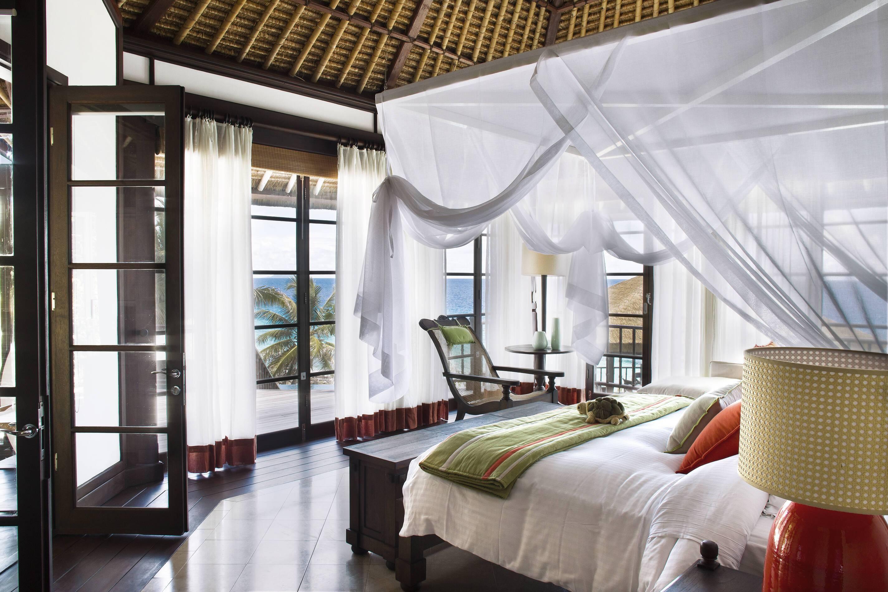 Fregate Island Chambre Seychelles