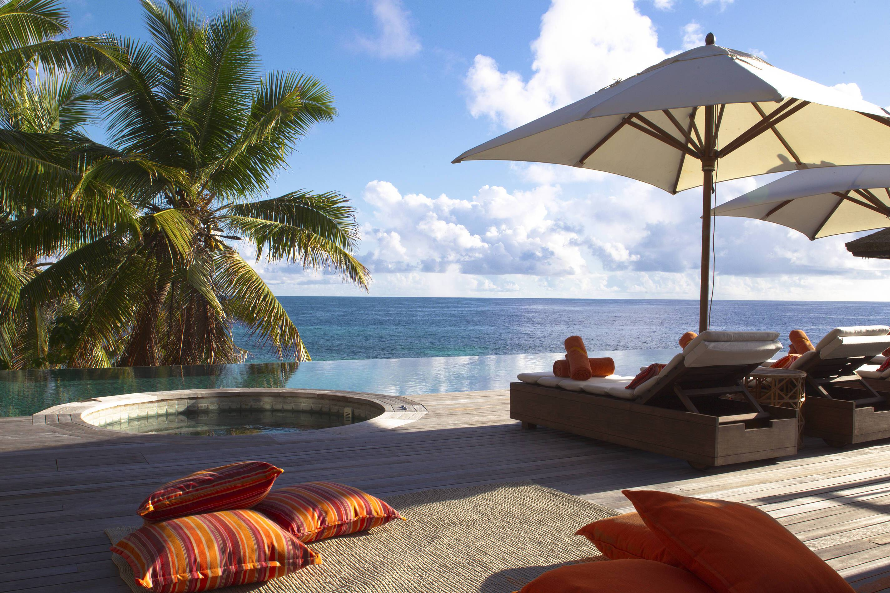 Fregate Island The Residence Seychelles