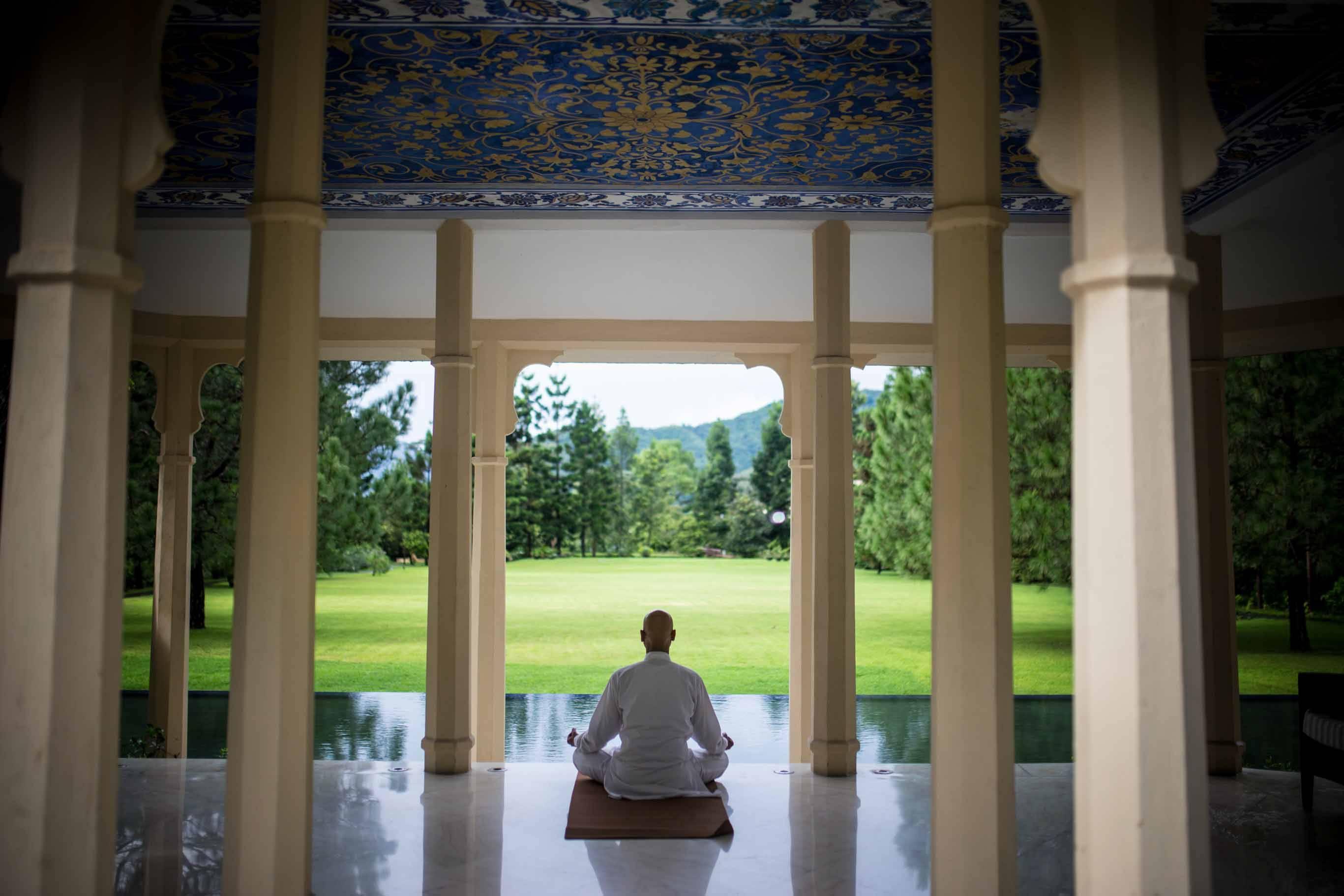 Ananda Inde Meditation
