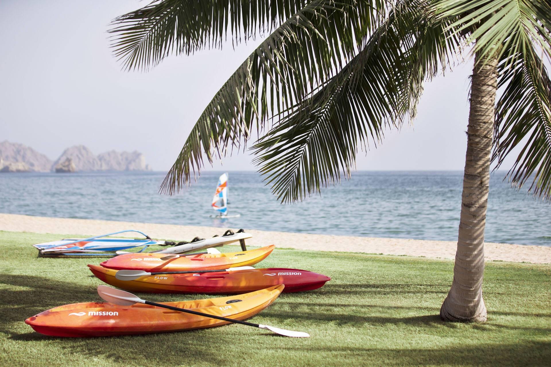Al Bustan Palace Mascate Oman Sports