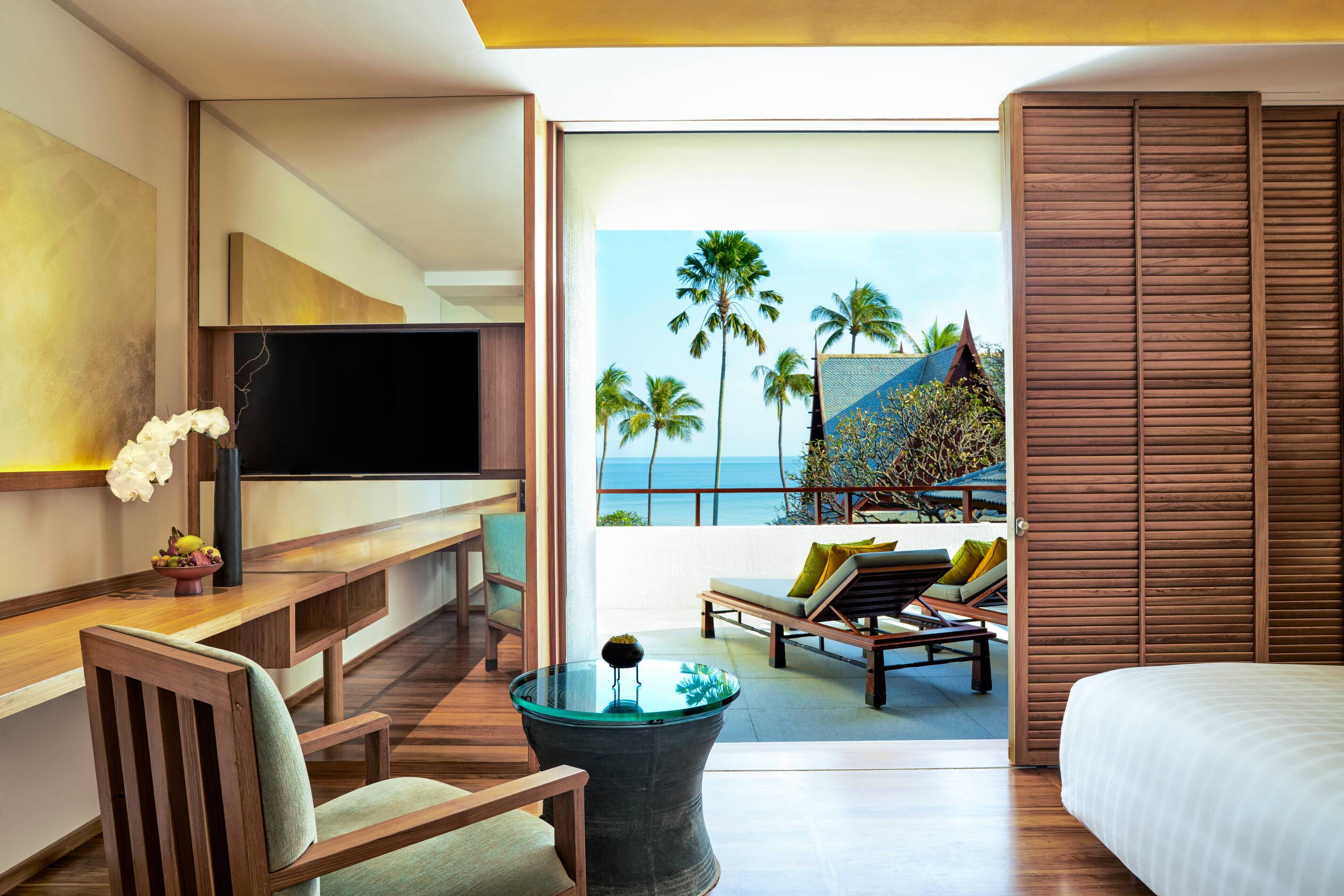Chiva Som Suite Ocean Premium Thailande 1