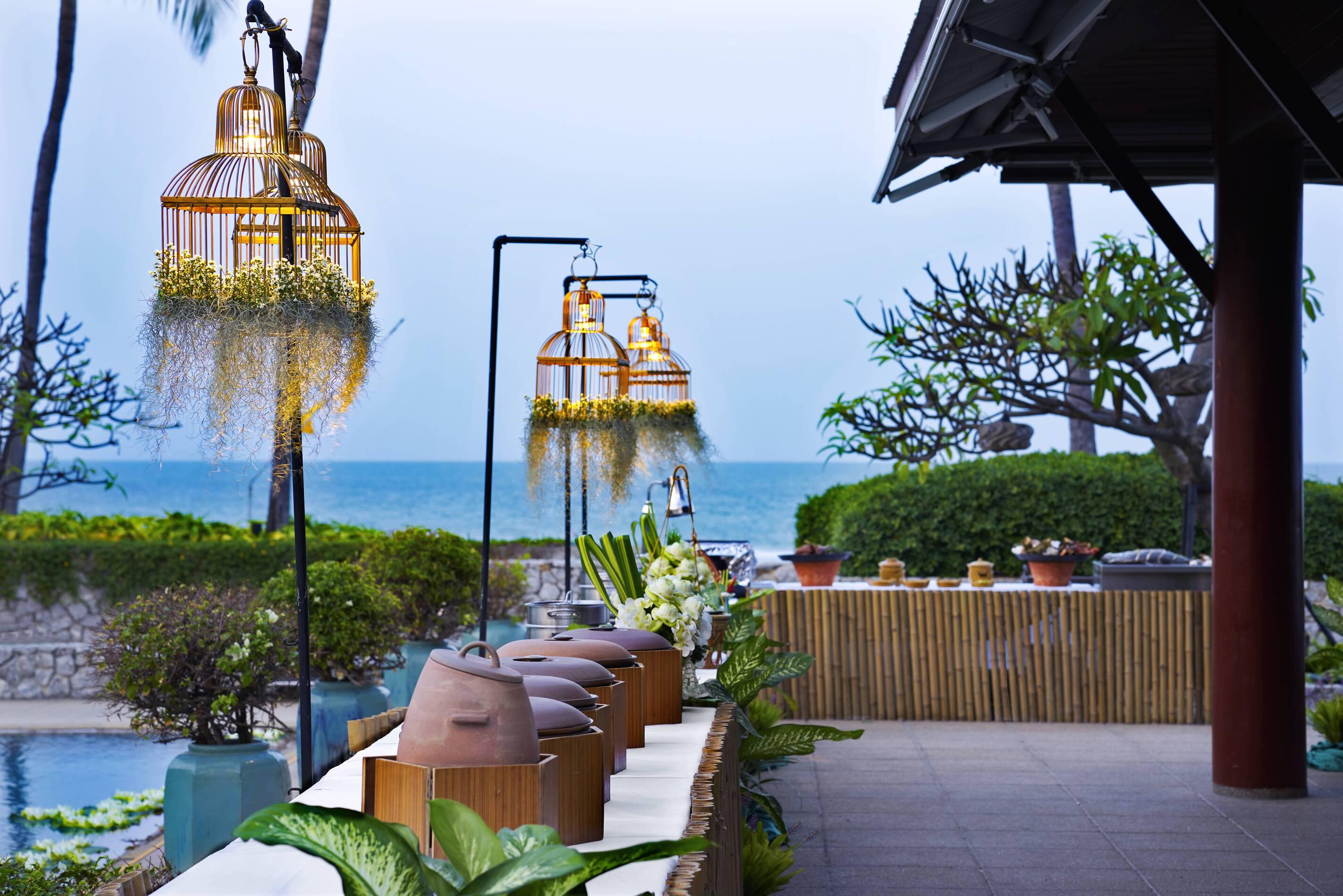 Chiva Som Terrasse Thailande