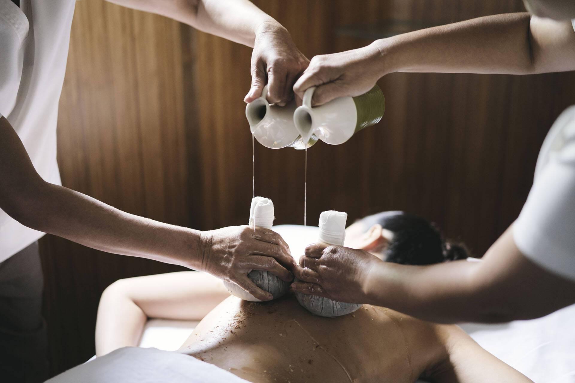 Chiva Som Thailande South Indian Massage