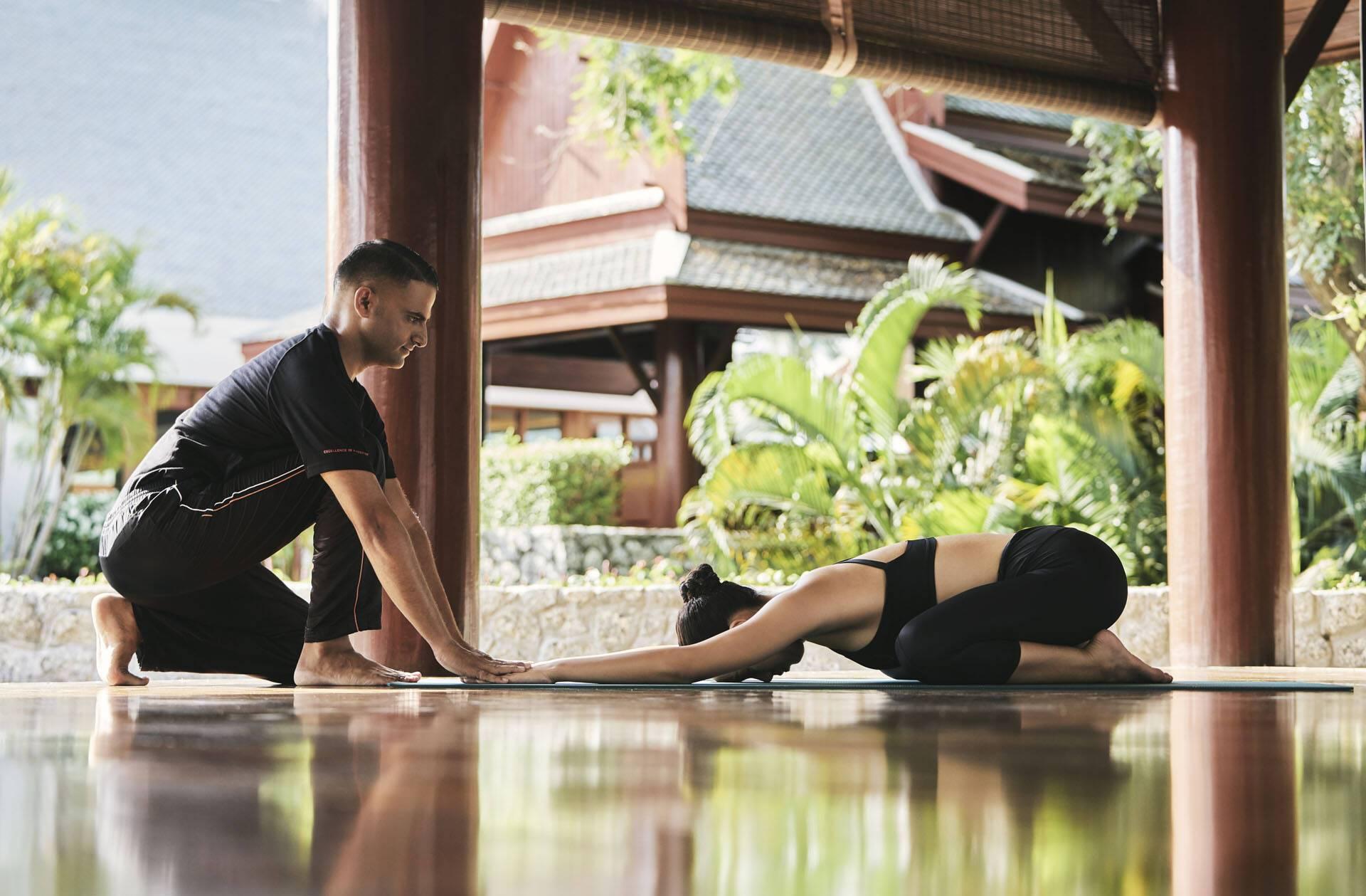 Chiva Som Thailande Yoga