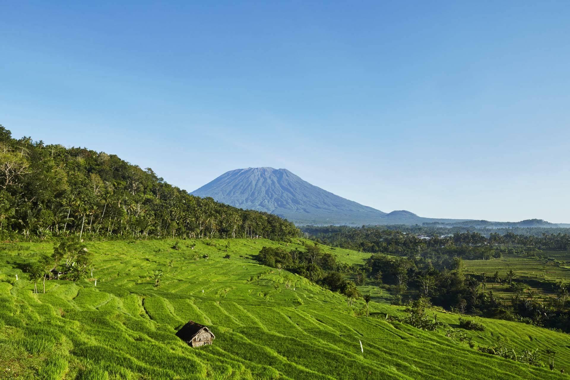 Amankila Rizieres Manggis Bali