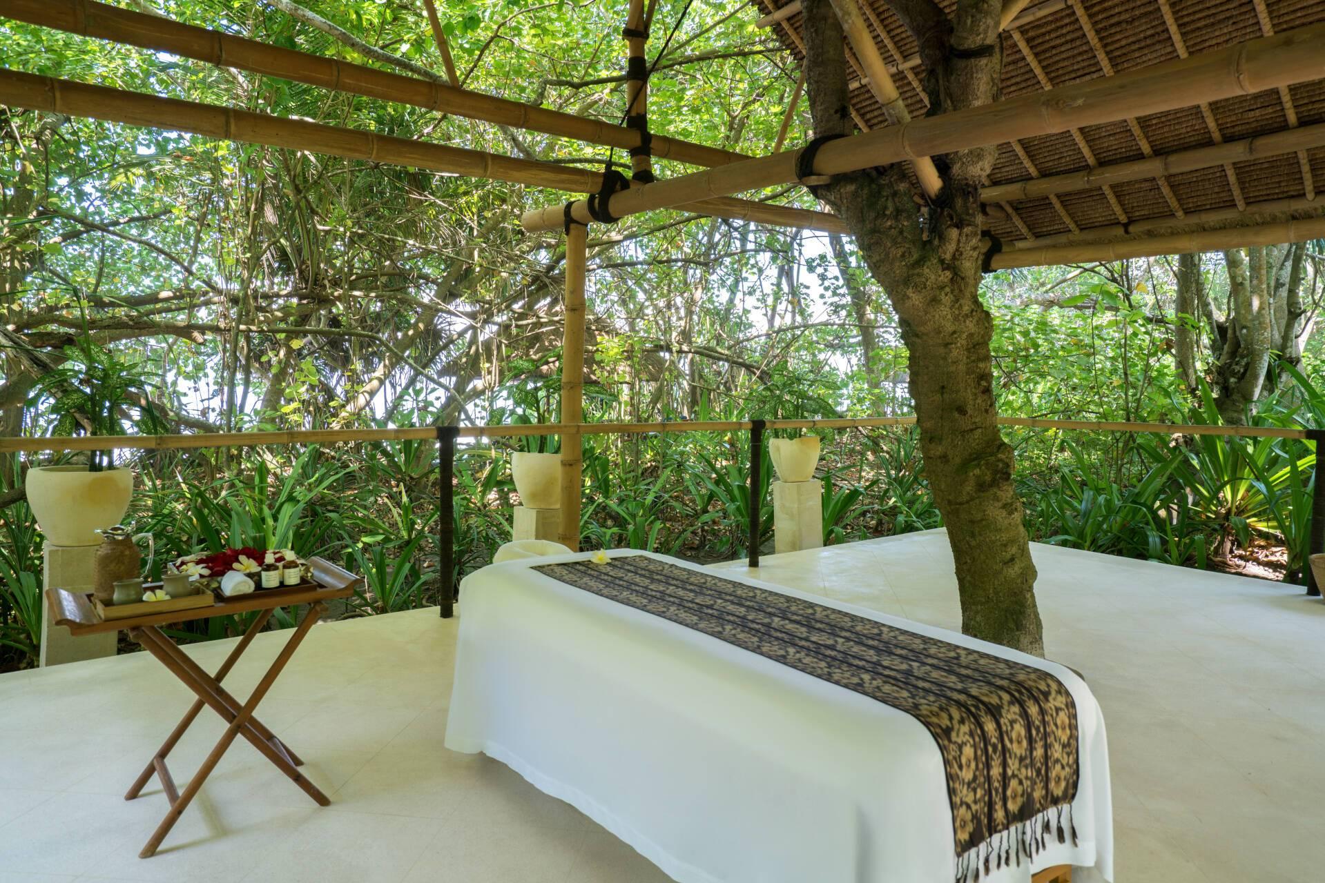 Amankila Spa Bali Indonesie Amanresorts