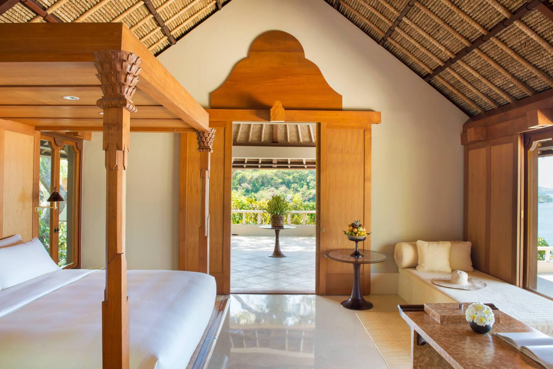 Amankila Suite Chambre Bali Indonesie Amanresorts