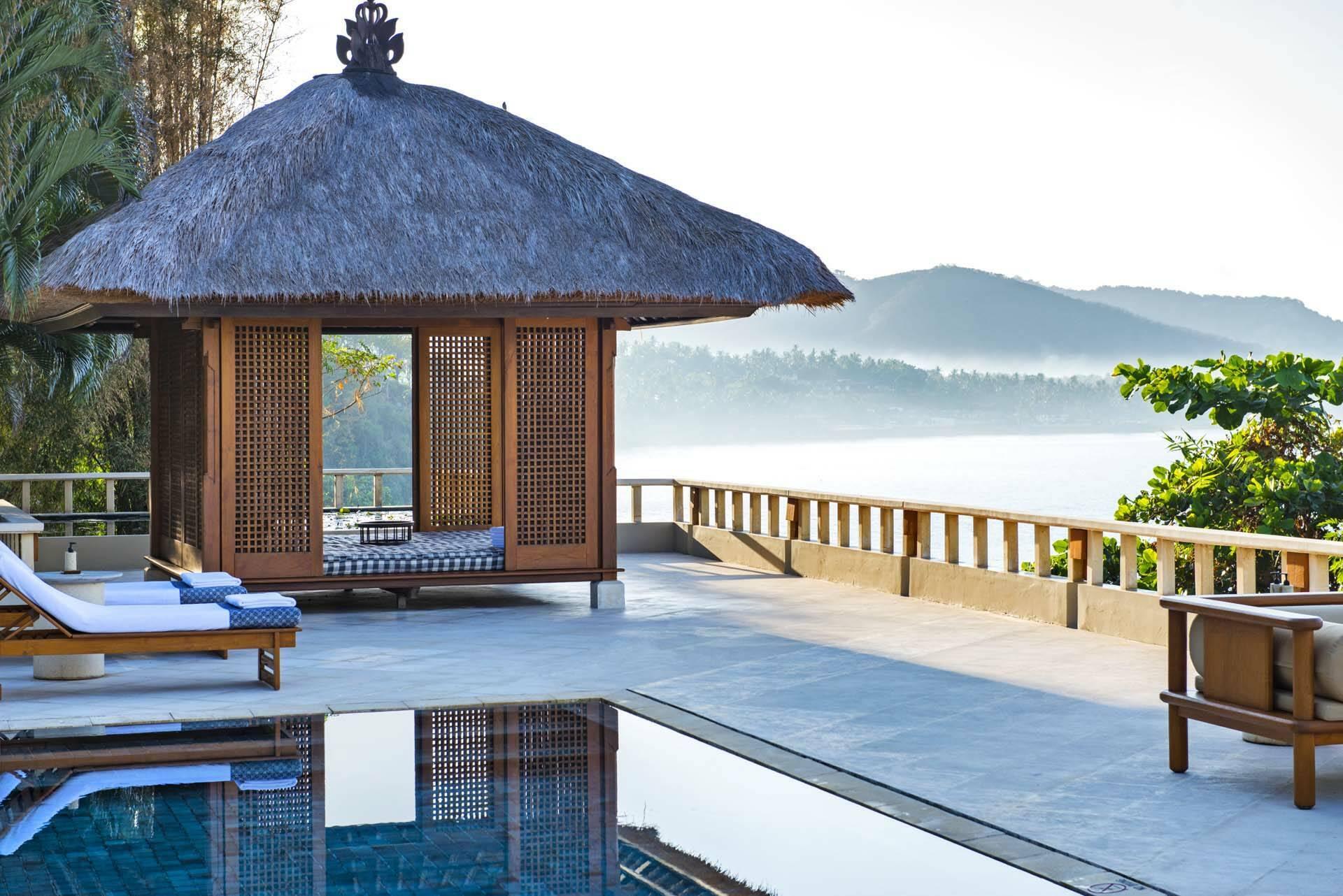 Amankila Suite Manggis Bali