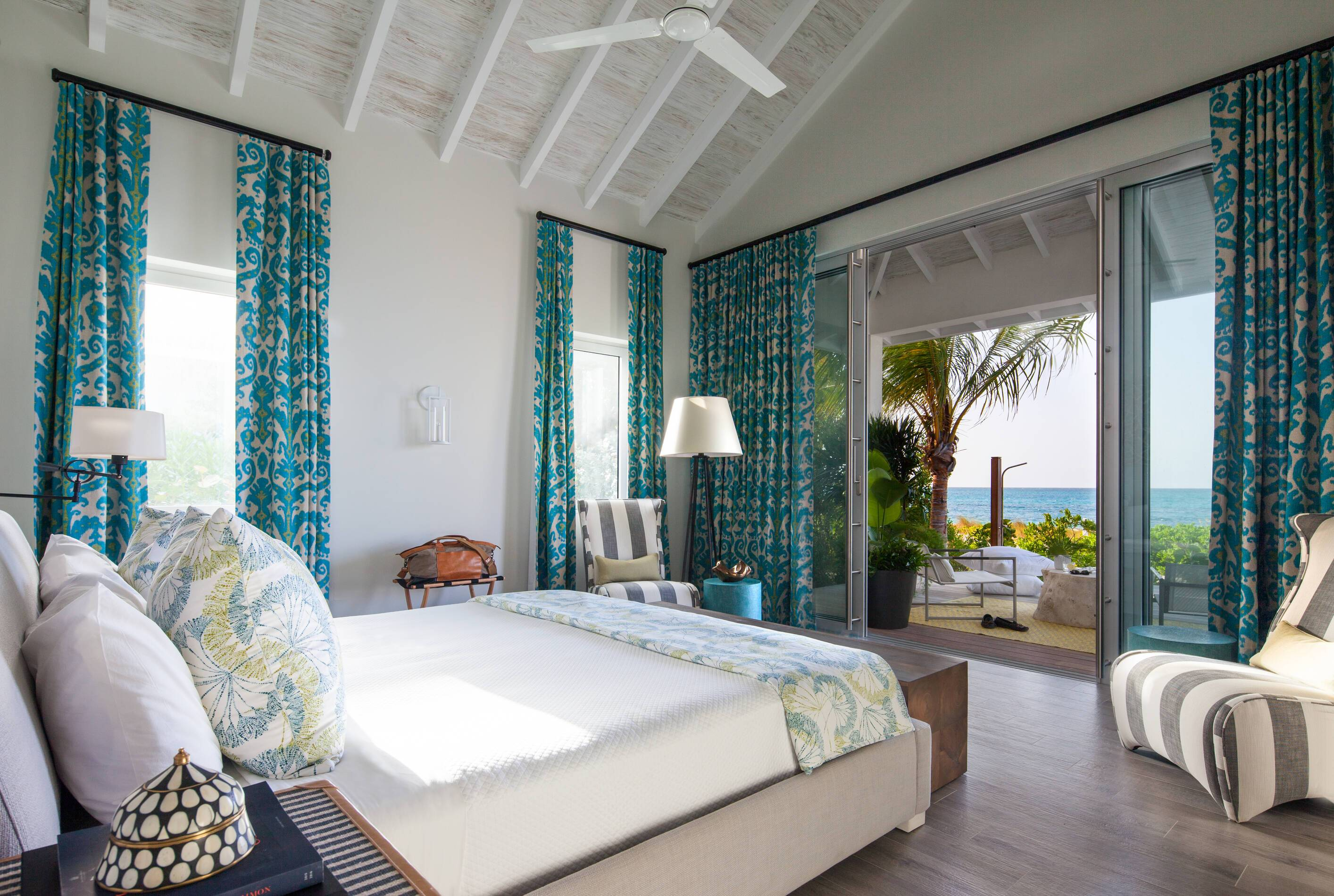 Grace Bay Villa The Residences Chambre Turks et Caicos
