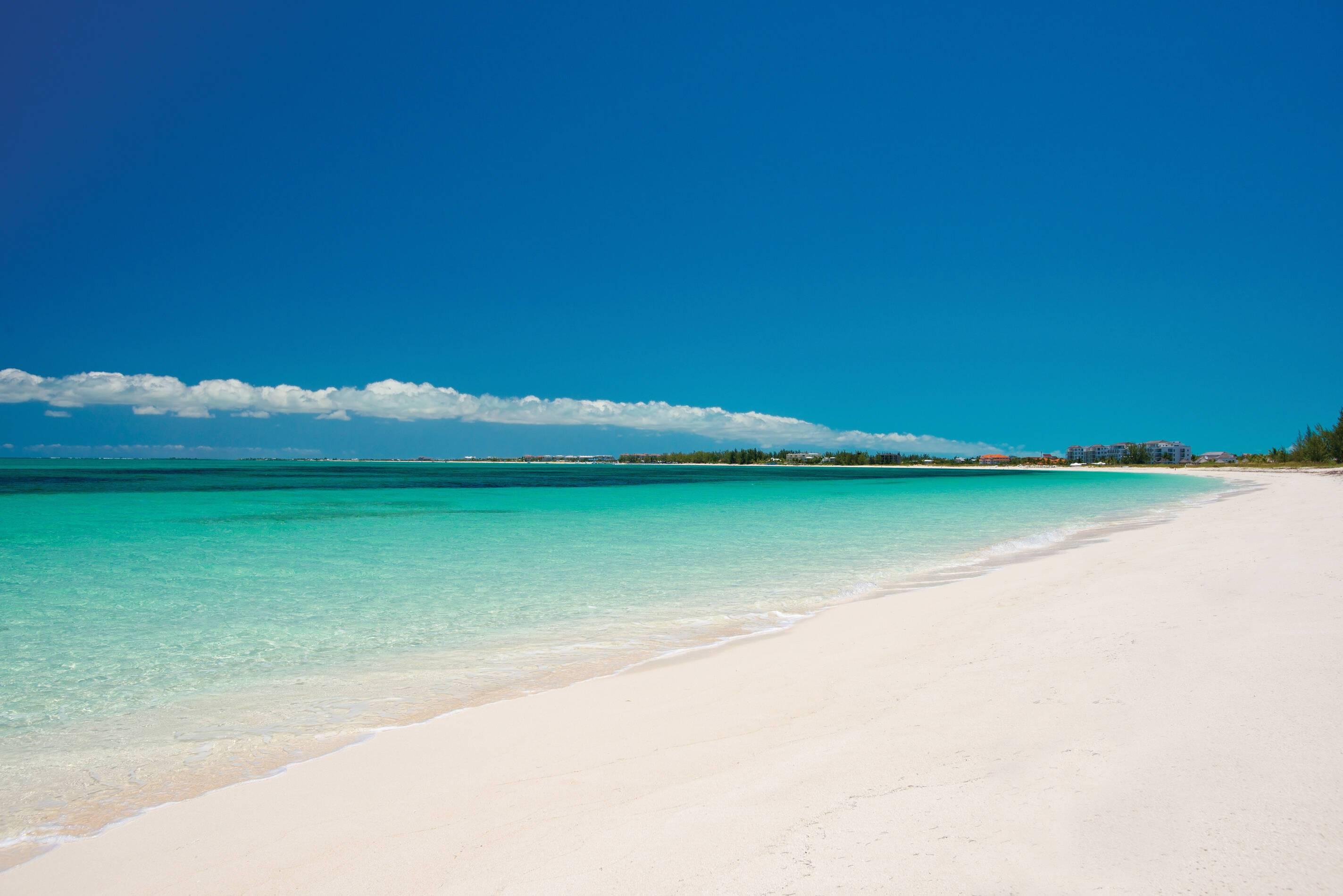 Plage Grace Bay Turks et Caicos