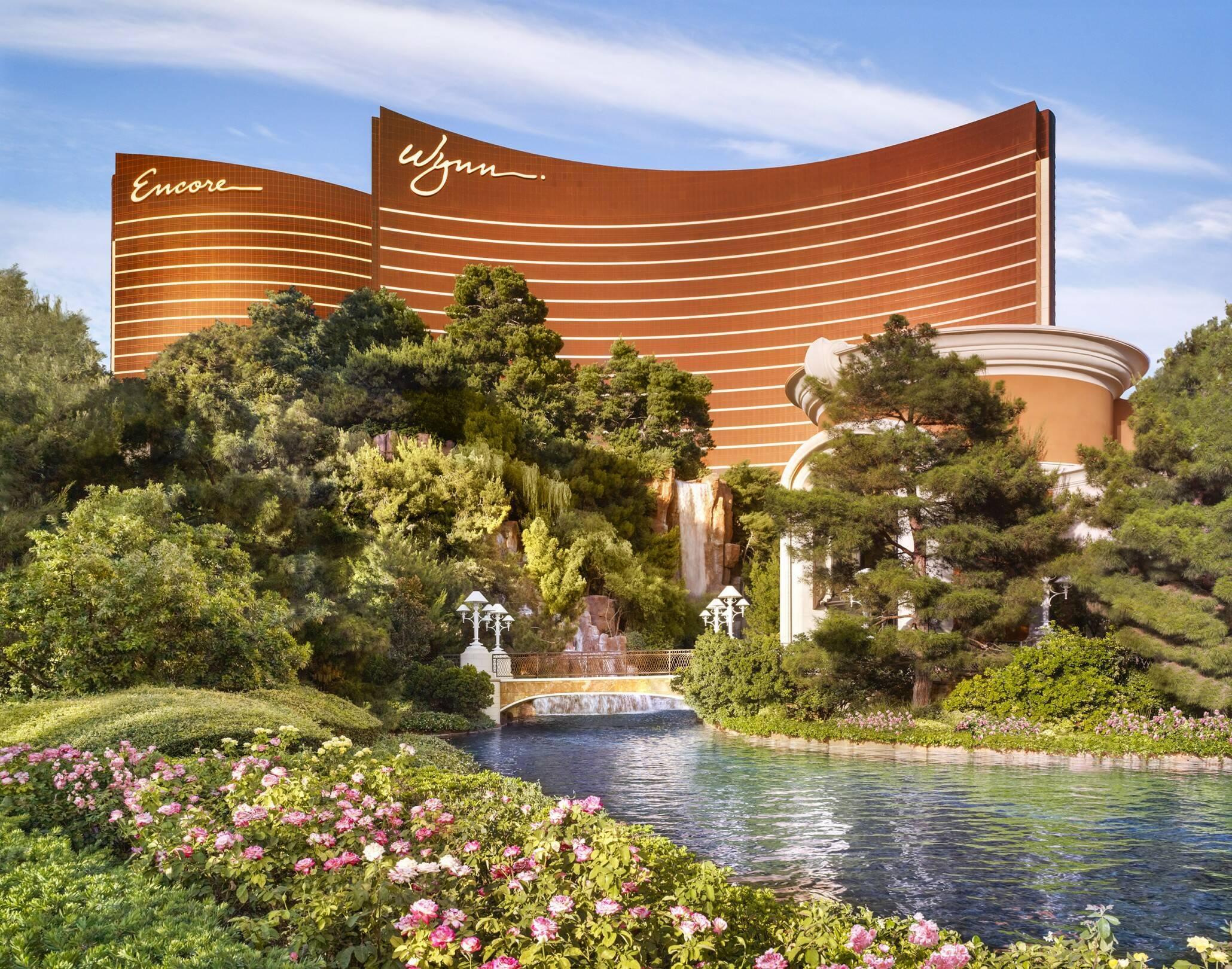 Las Vegas Wynn Ouest Americain