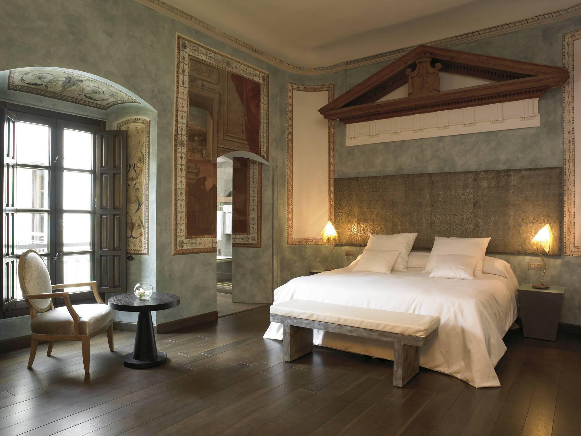 Hotel Hospes Palacio Bailio Cordoue Gran Suite Capitan