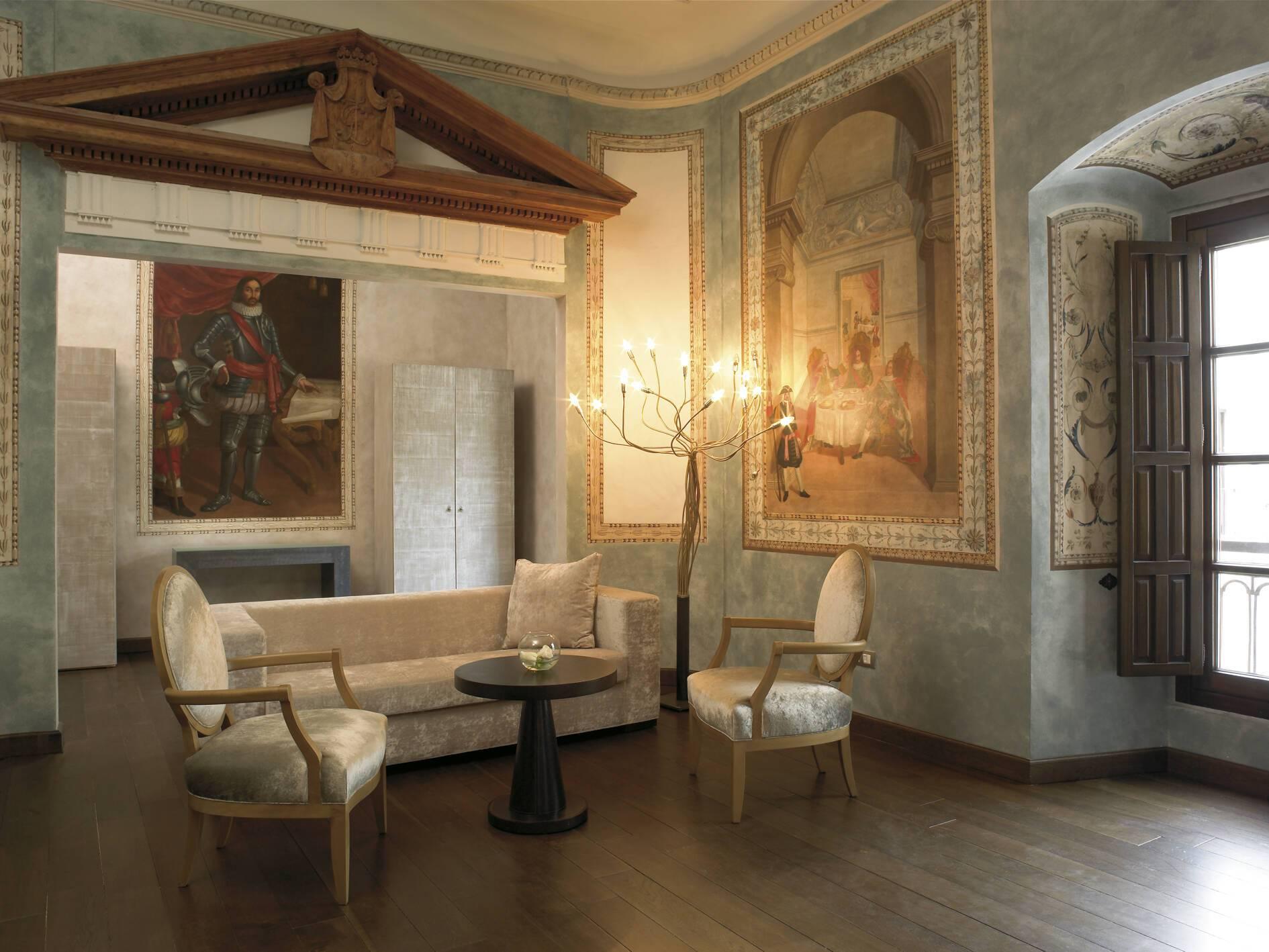 Hotel Hospes Palacio Bailio Cordoue Gran Suite