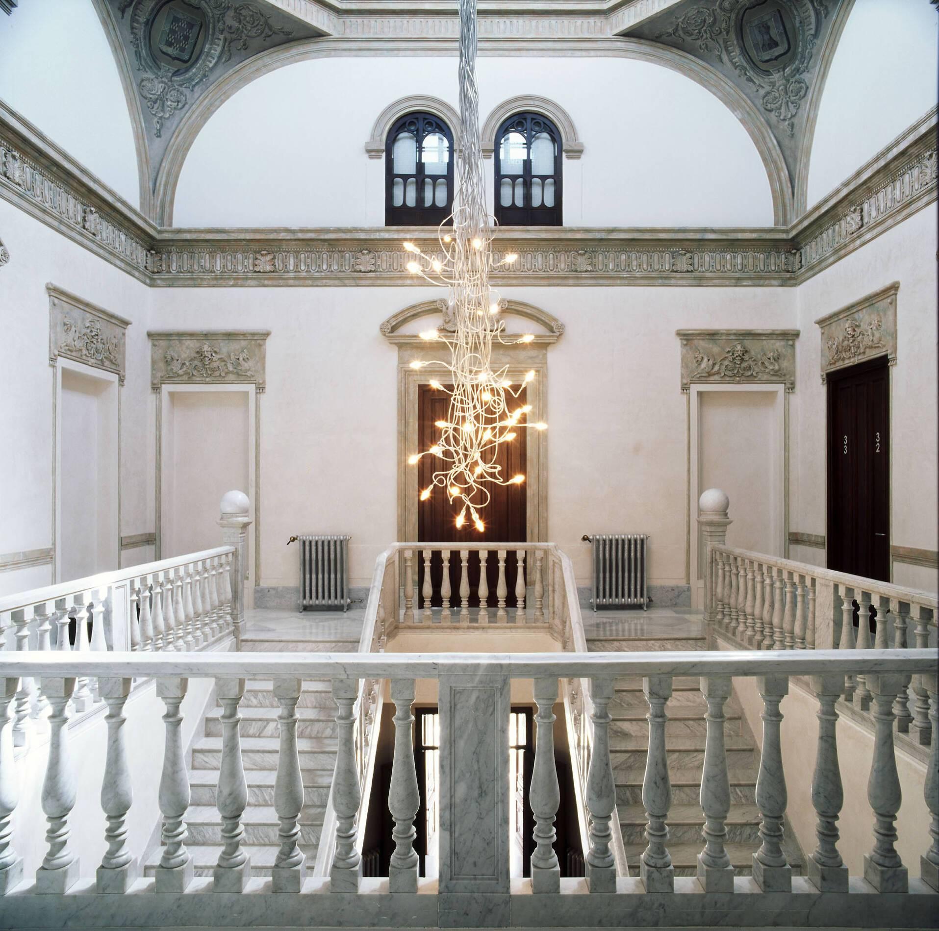 Hotel Hospes Palacio Patos Grenade Interieur