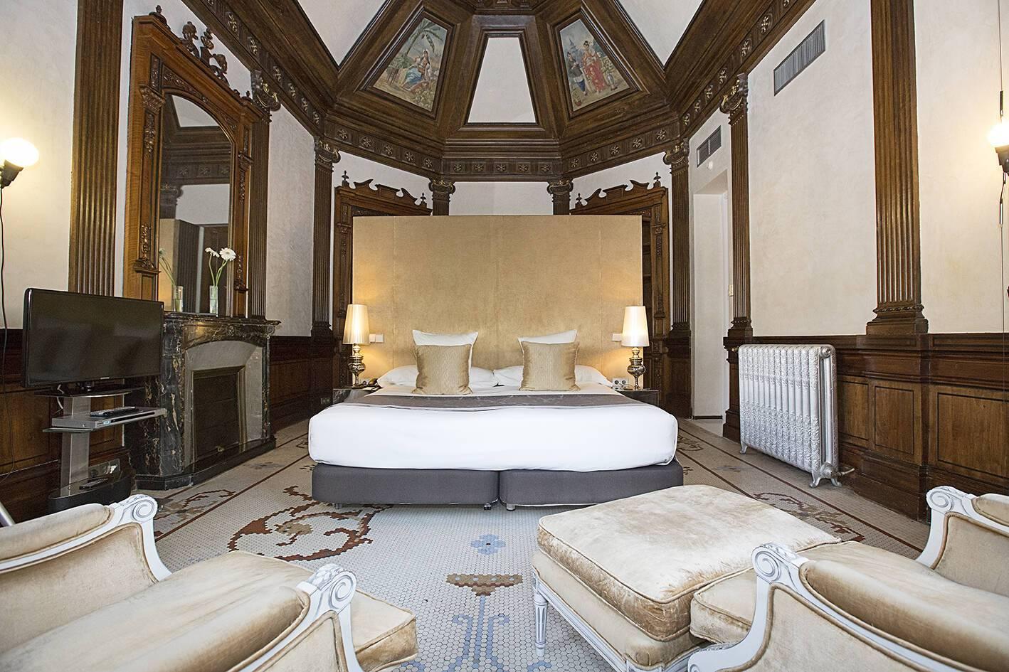 Hotel Hospes Palacio Patos Grenade Suite